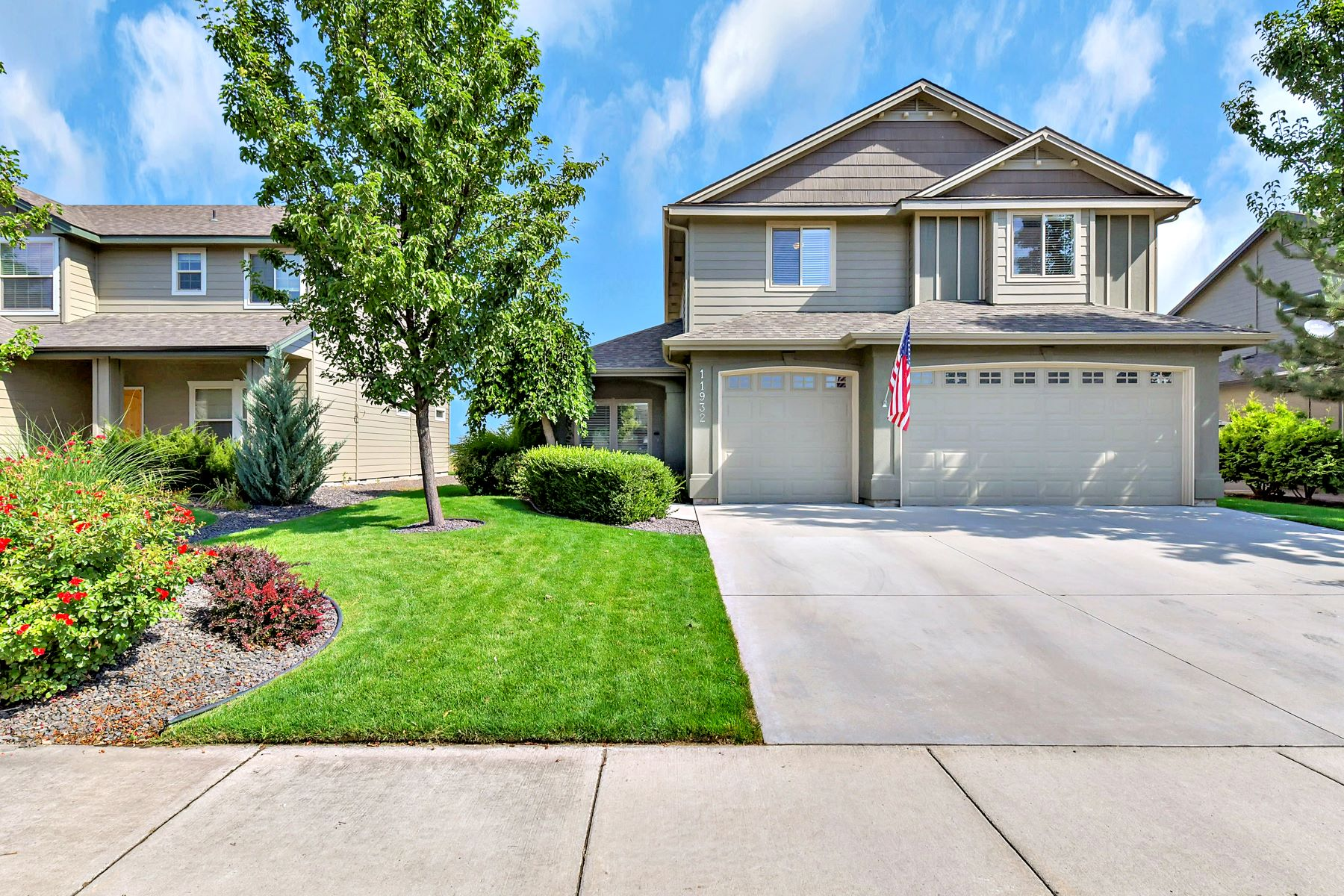 Single Family Homes for Sale at 11932 Goldfinch St, Caldwell 11932 Goldfinch St Caldwell, Idaho 83605 United States