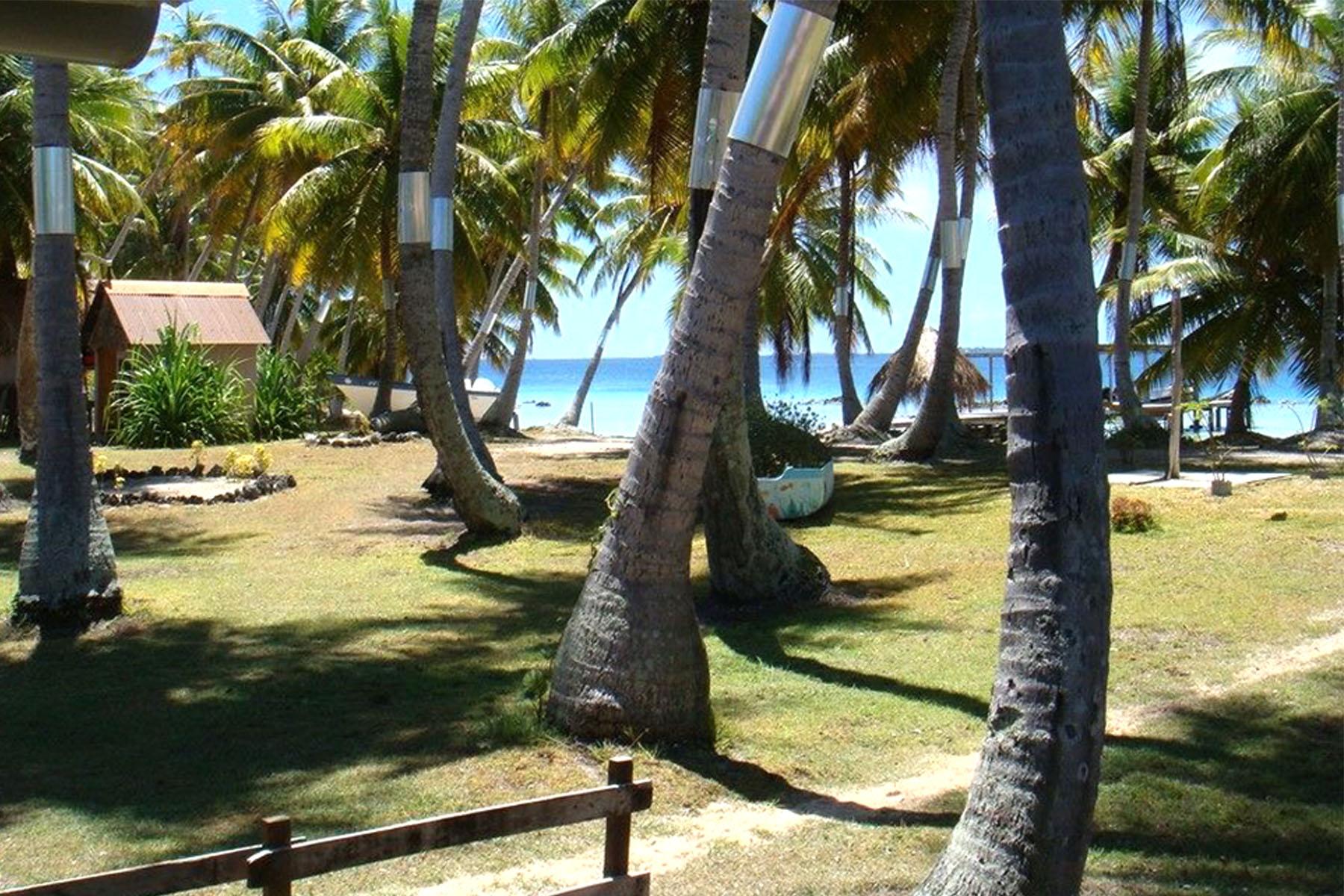 Private Island for Sale at Marakorako private Island in Manihi French Polynesia