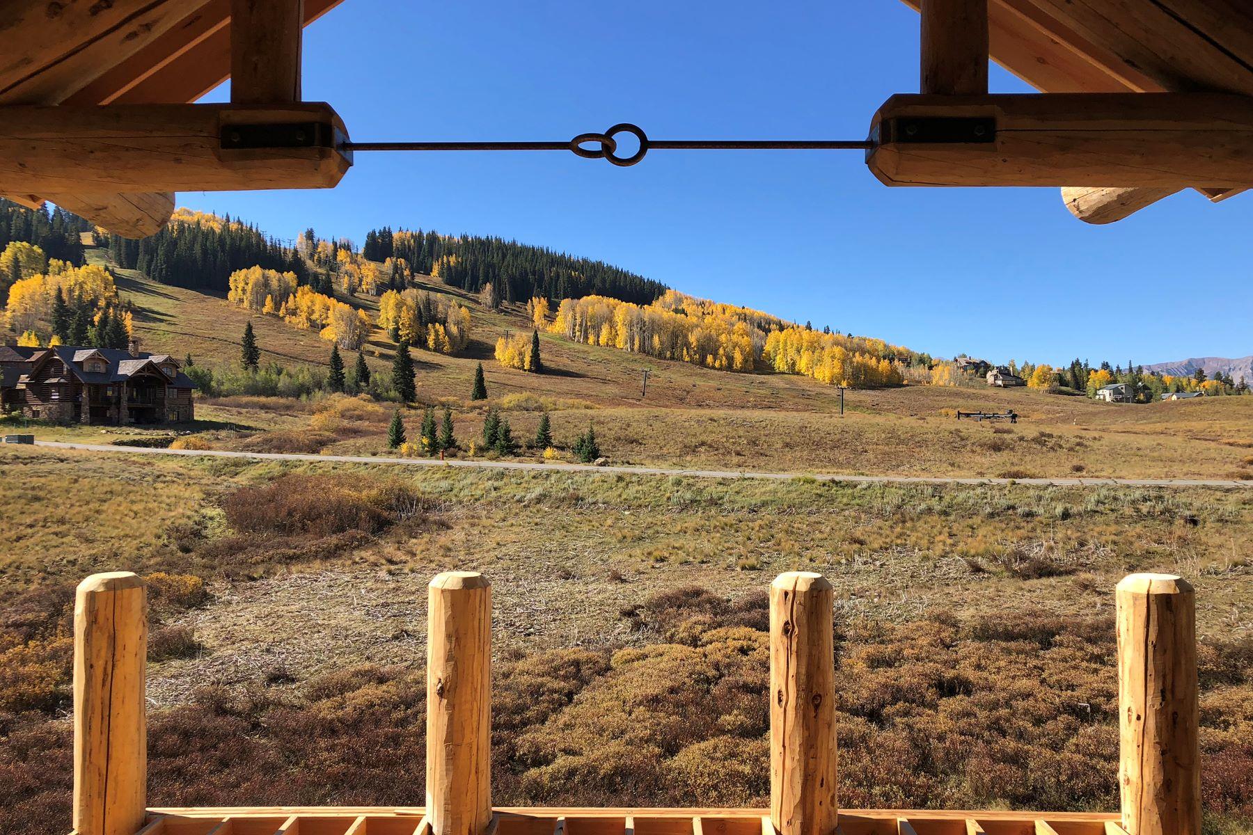 Casa Unifamiliar por un Venta en Wildhorse at Prospect 14 Appaloosa Road Mount Crested Butte, Colorado 81225 Estados Unidos