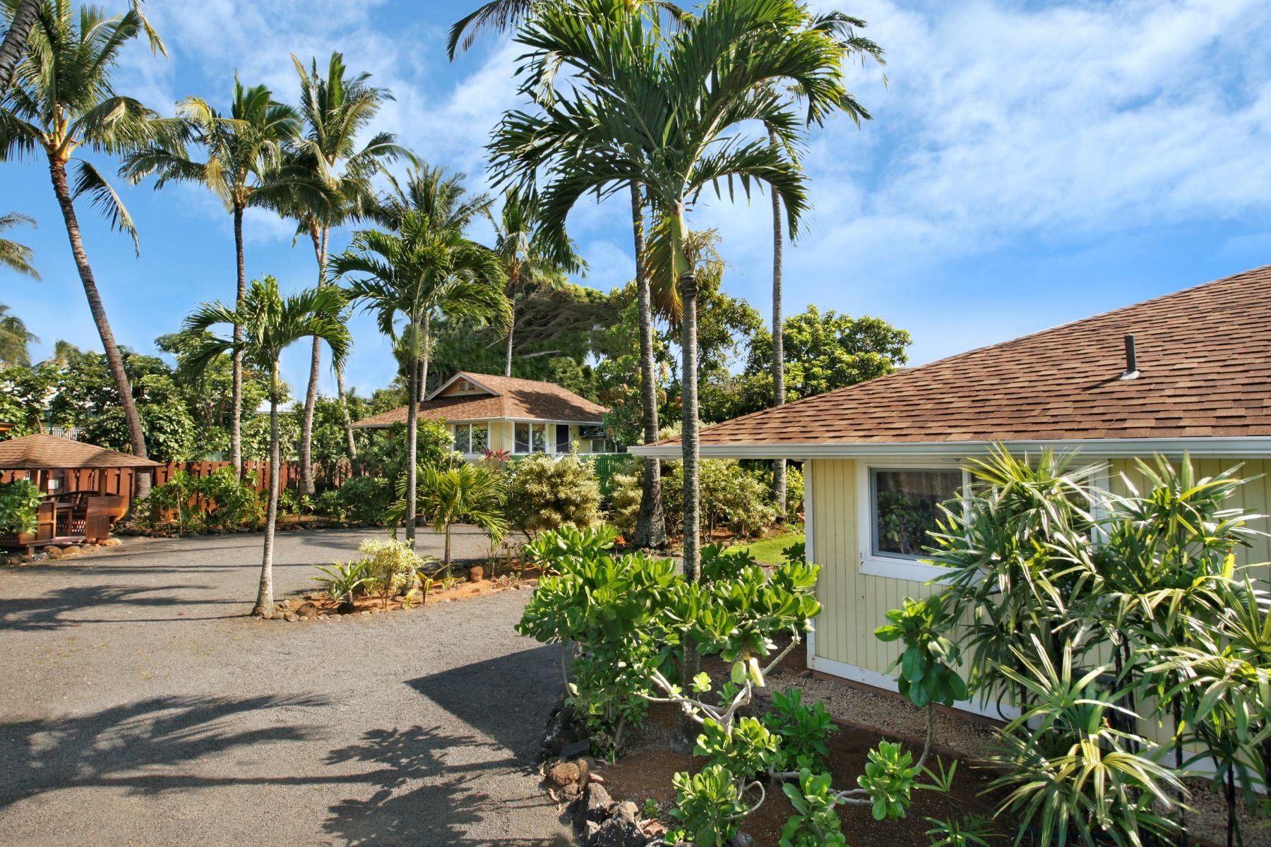 Multi-Family Homes for Active at 17 Palms Cottages 414 Wailua Kai Street Kapaa, Hawaii 96746 United States