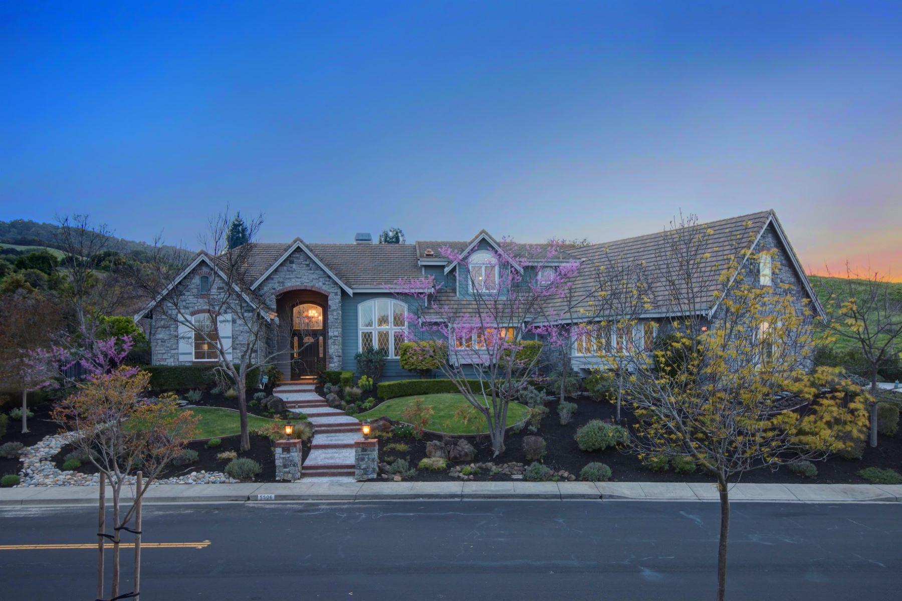 一戸建て のために 売買 アット 5506 Legendary Ct, Pleasanton 5506 Legendary Ct Pleasanton, カリフォルニア 94588 アメリカ合衆国