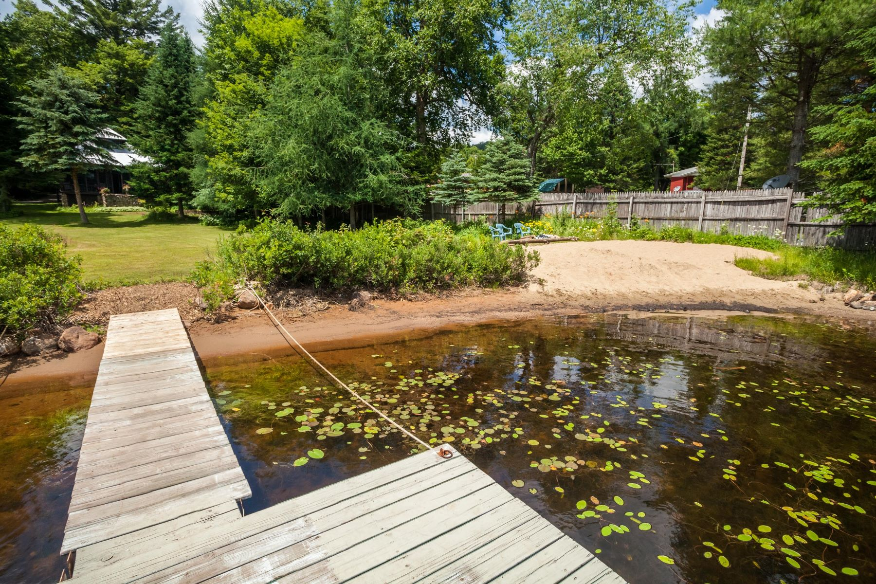 Additional photo for property listing at Big Moose Waterfront Cottage 138 Glenmore Road Big Moose, New York 13331 United States