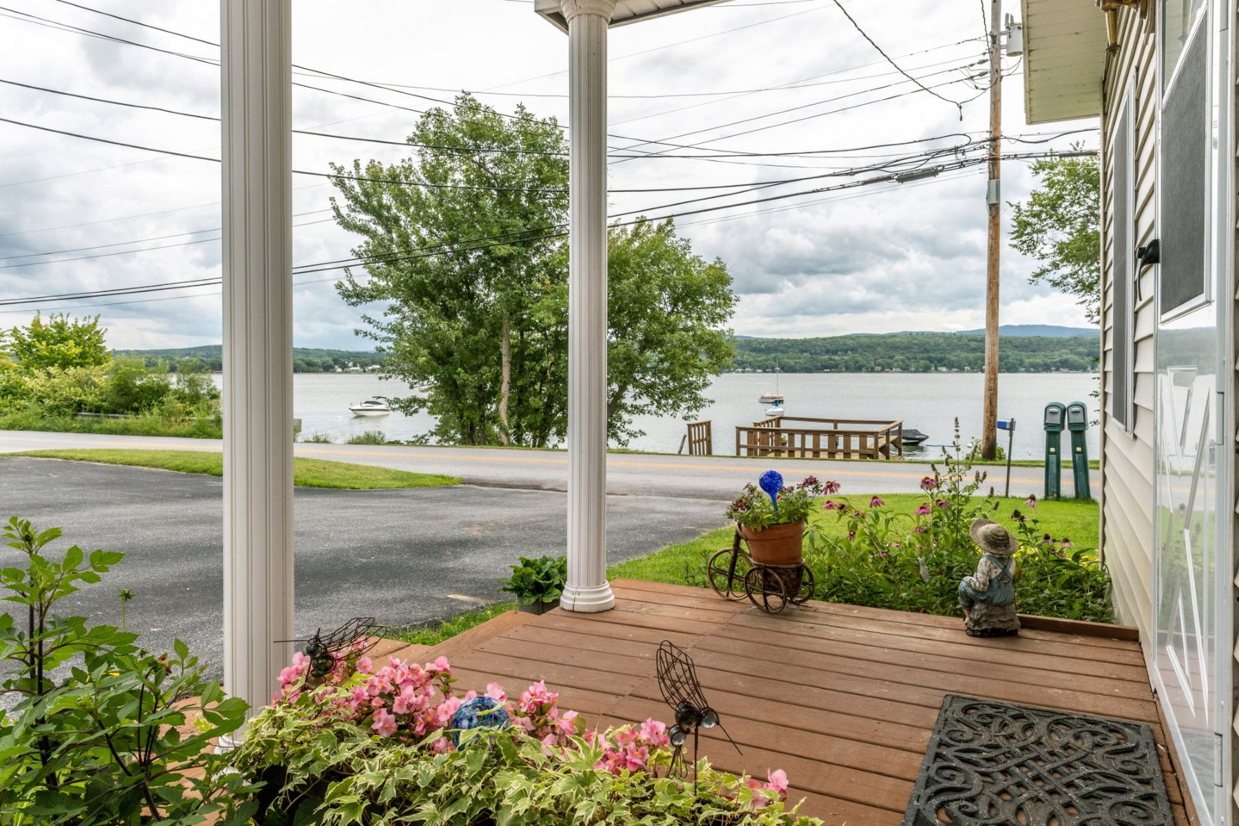 Single Family Homes for Sale at 646-640 Hathaway Point Road St Albans Town, Vermont 05478 United States