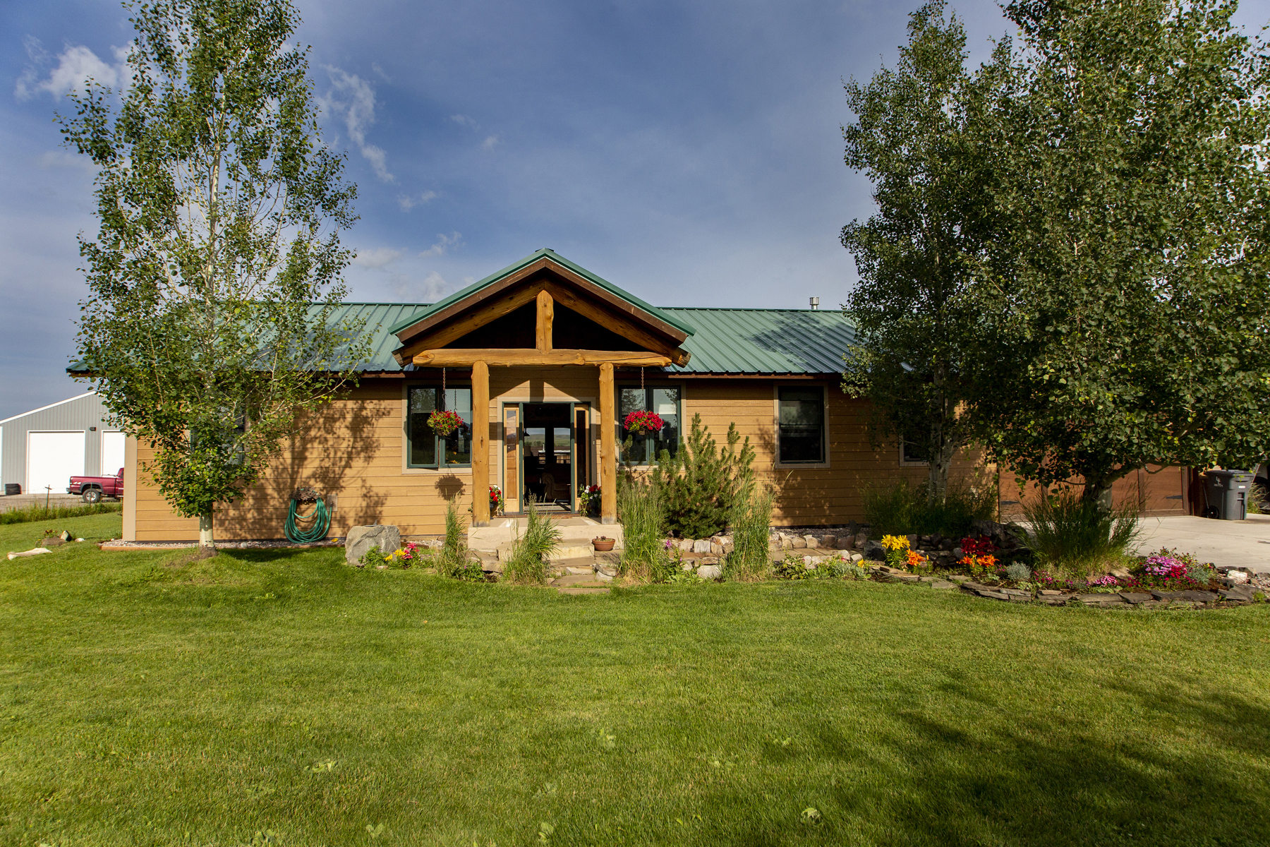 Single Family Homes for Sale at 405 Garnet Mountain Way Bozeman, Montana 59718 United States