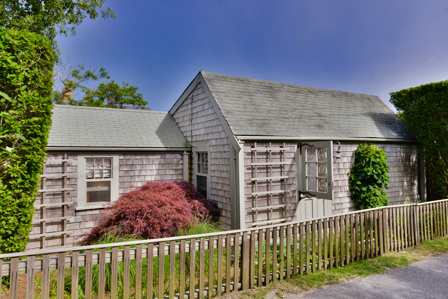 Single Family Home for Active at 'Sconset Cottage just Steps to the Beach 21 Bank Street Siasconset, Massachusetts 02564 United States
