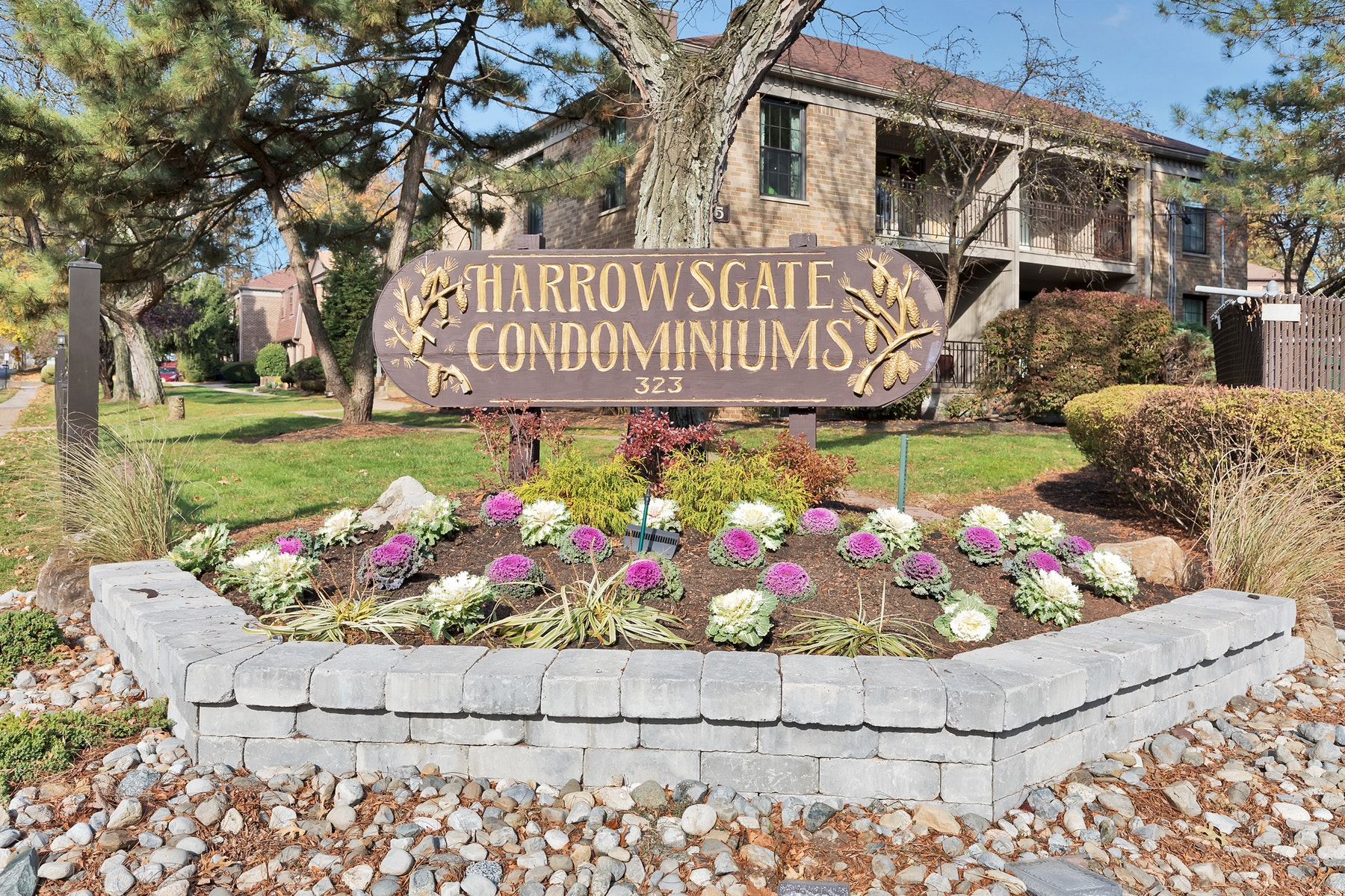 Condominiums for Sale at Welcome to Harrowsgate! 323 Gill Lane Unit 5-H Woodbridge, New Jersey 08830 United States