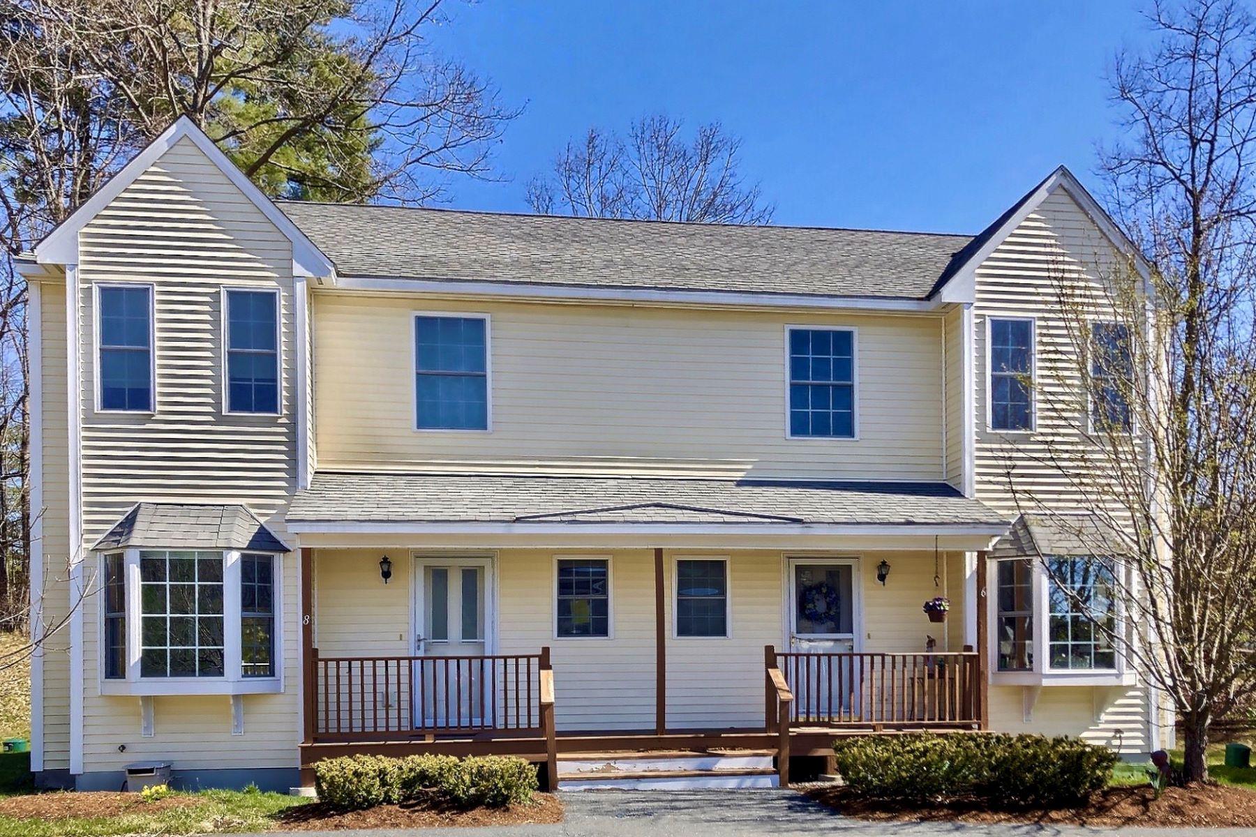 Condominiums for Active at 6 Westboro Woods Lane E-9 Lebanon, New Hampshire 03784 United States