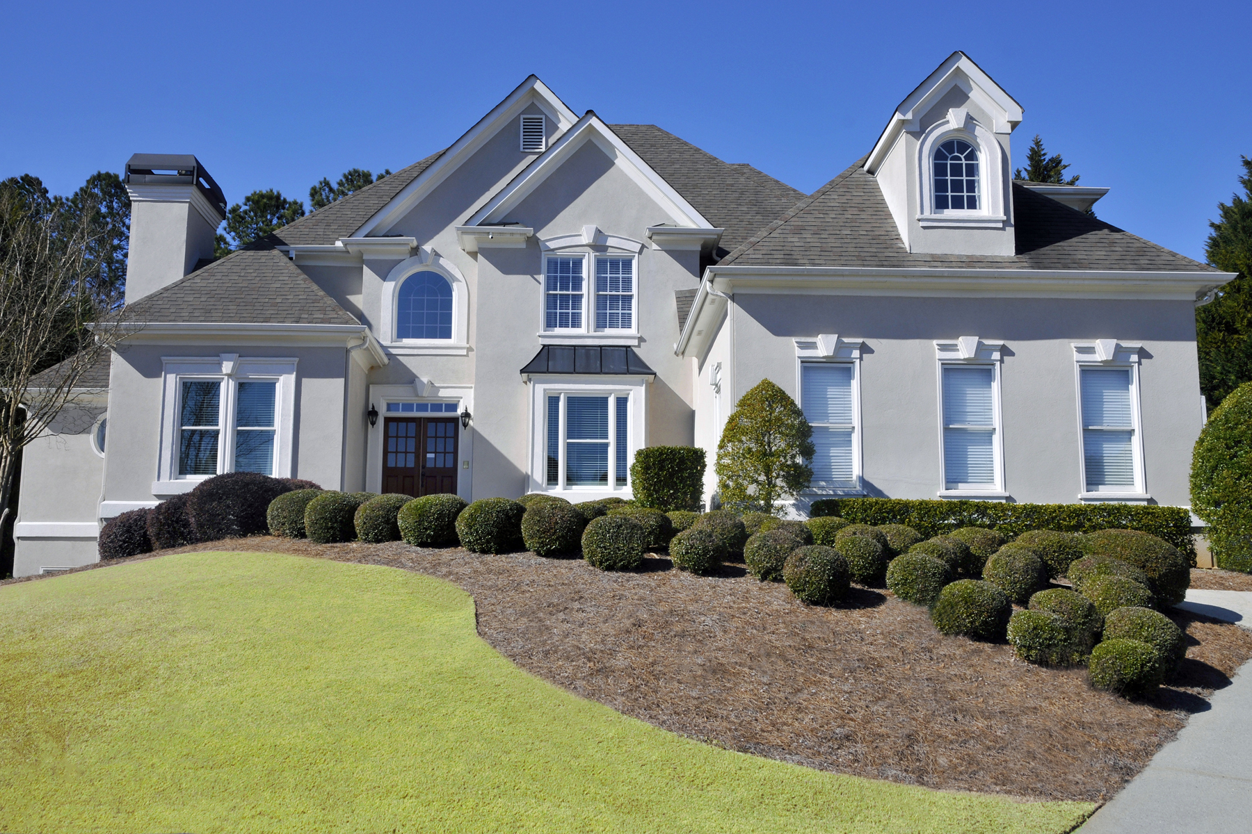 Single Family Home for Sale at Beautifully Updated European Traditional in Johns Creek 1007 Bay Tree Ln Johns Creek, Georgia 30097 United States