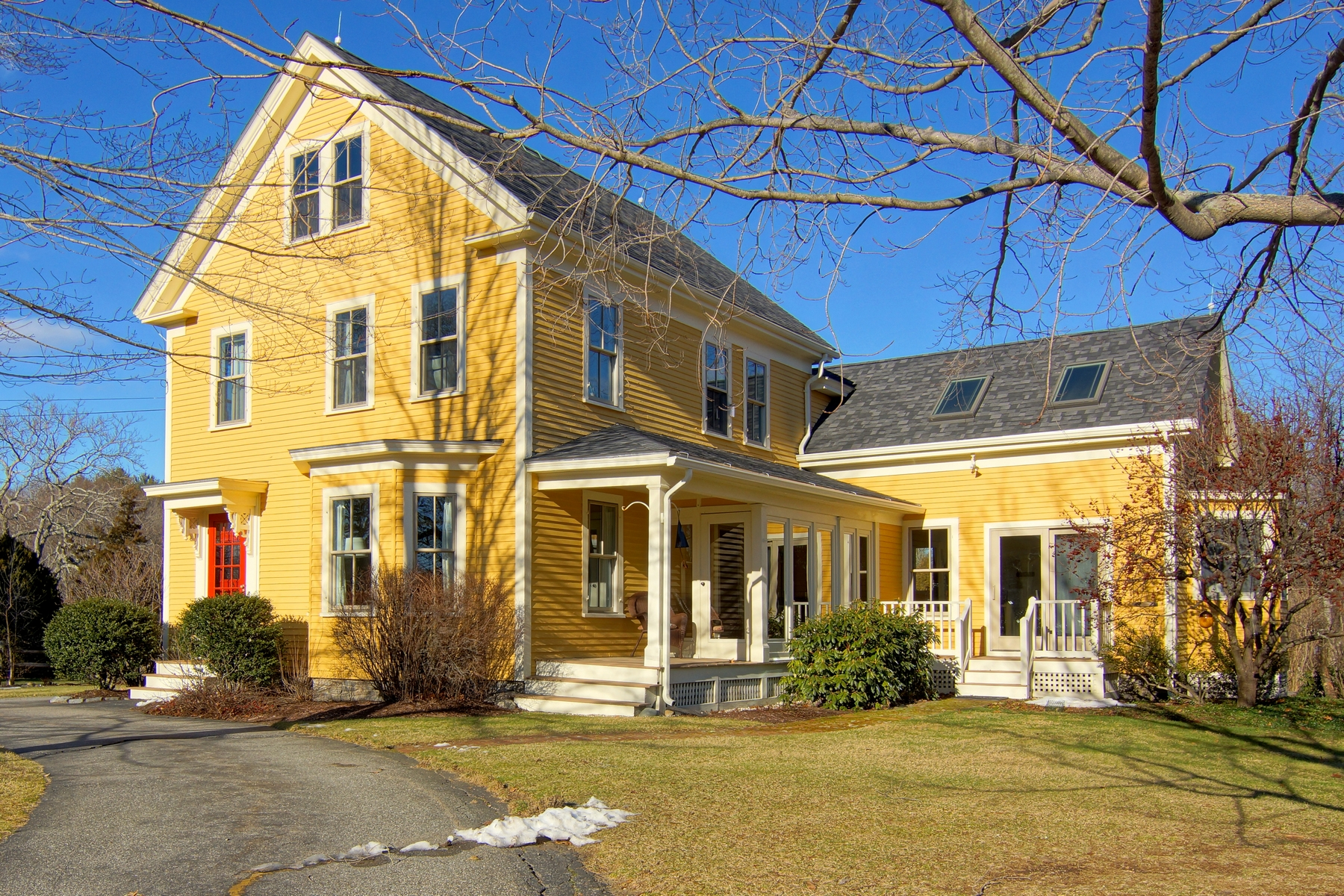 Single Family Home for Sale at 271 Washington Road Rye NH 271 Washington Road Rye, New Hampshire 03870 United States