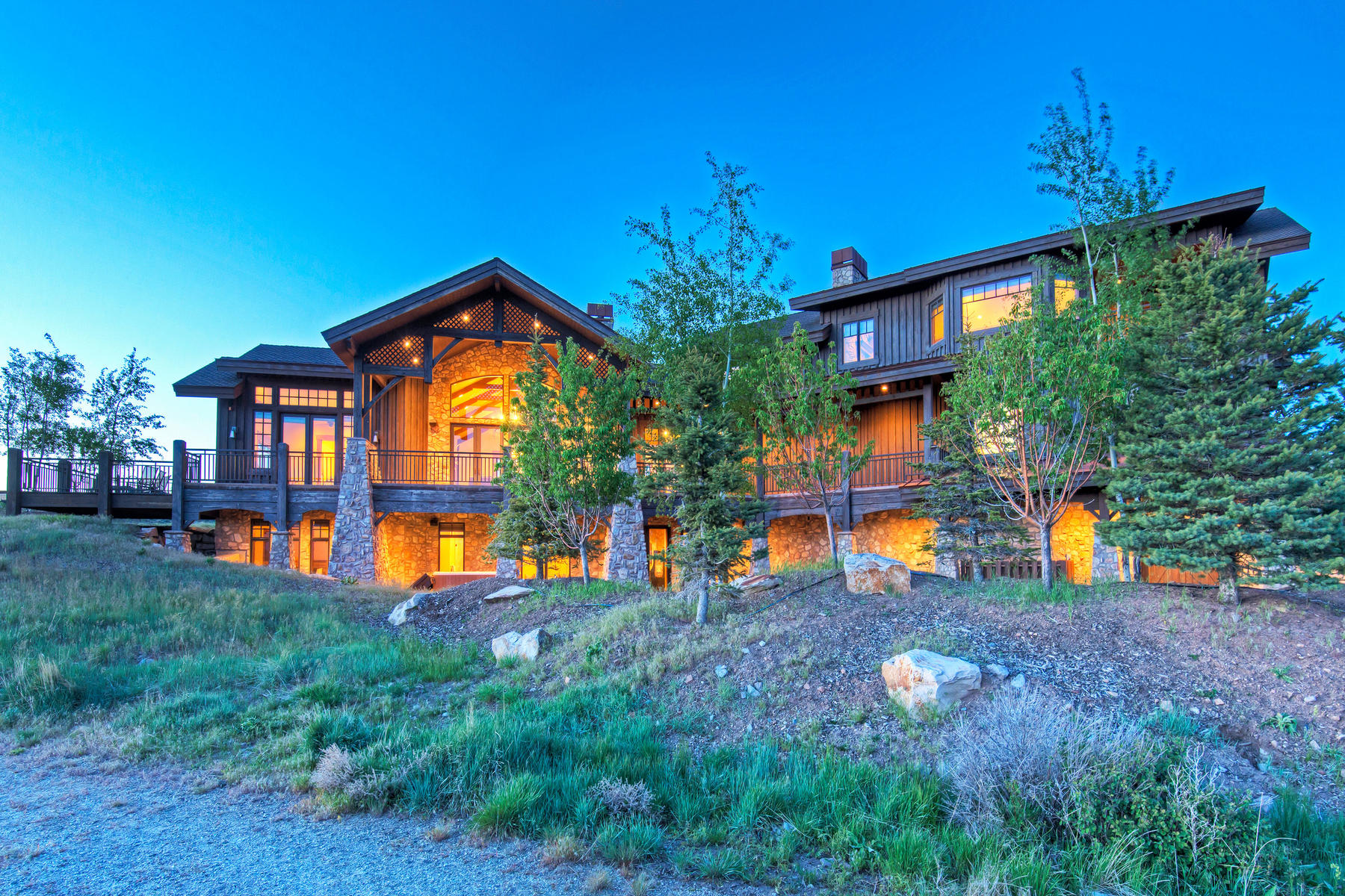 Additional photo for property listing at A Quality Home for All Seasons! 7436 Sage Meadow Rd Park City, Utah 84098 États-Unis