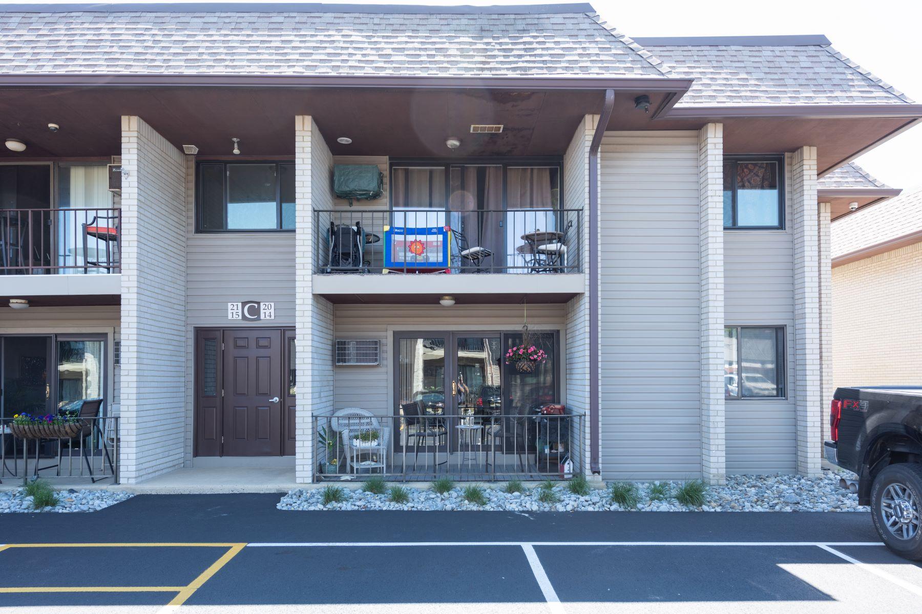 Condominiums 為 出售 在 330 Shore Dr C14 330 Shore Dr C-14, Highlands, 新澤西州 07732 美國