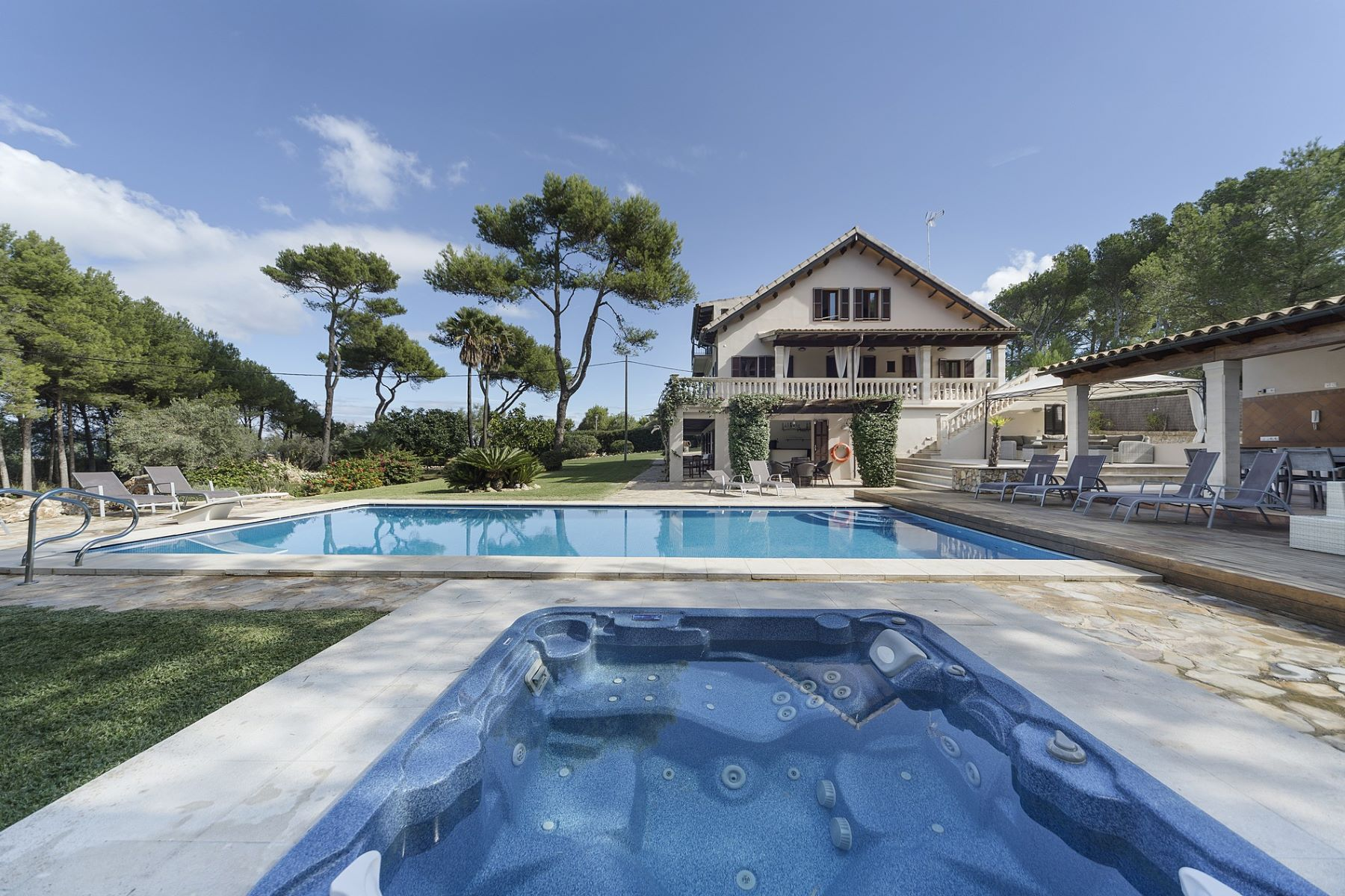 Single Family Home for Sale at Wonderful Mediterranean villa near the beaches Other Spain, Other Areas In Spain, Spain