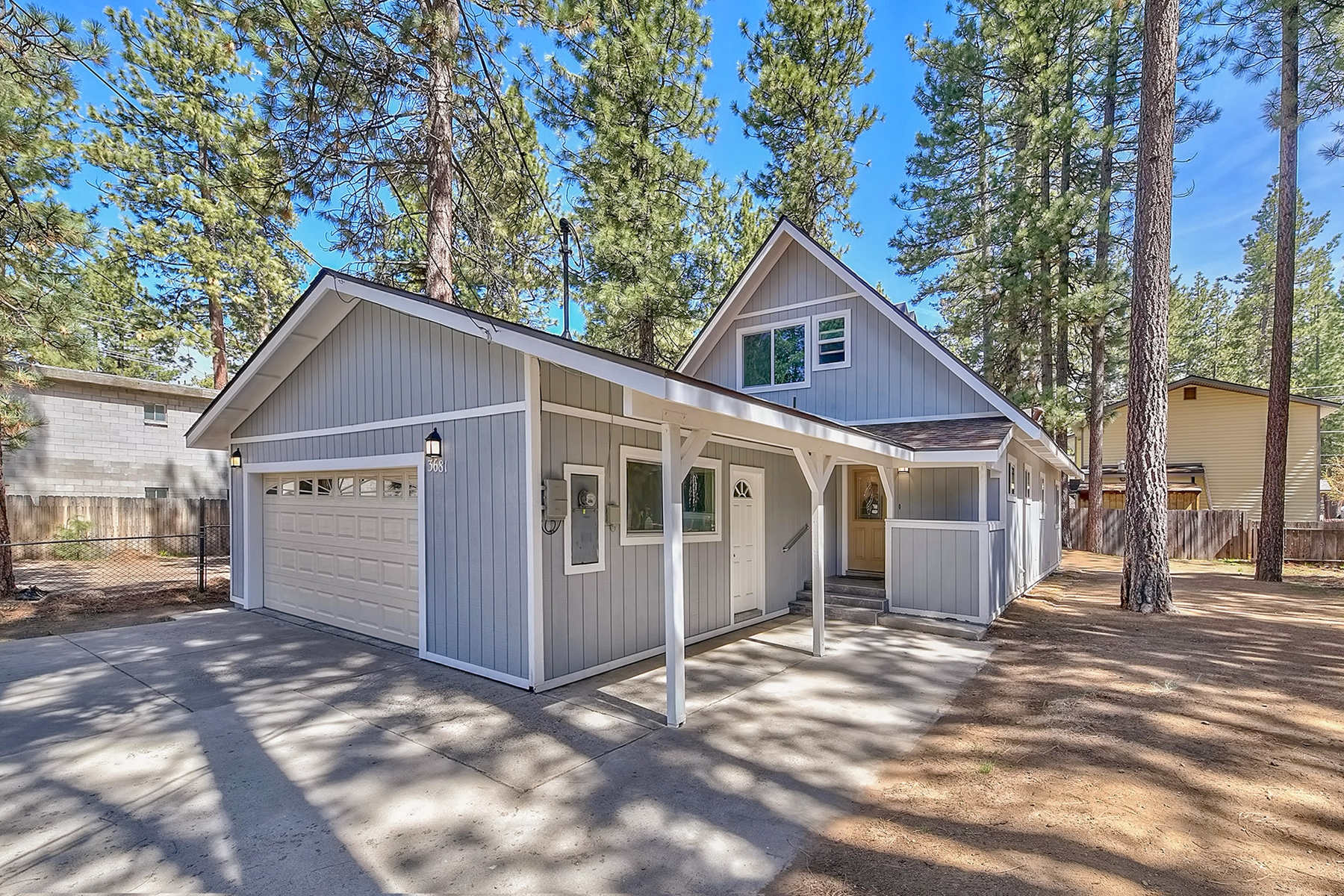 Single Family Homes for Active at 3681 Primrose Road, South Lake Tahoe CA 96150 3681 Primrose Road South Lake Tahoe, California 96150 United States
