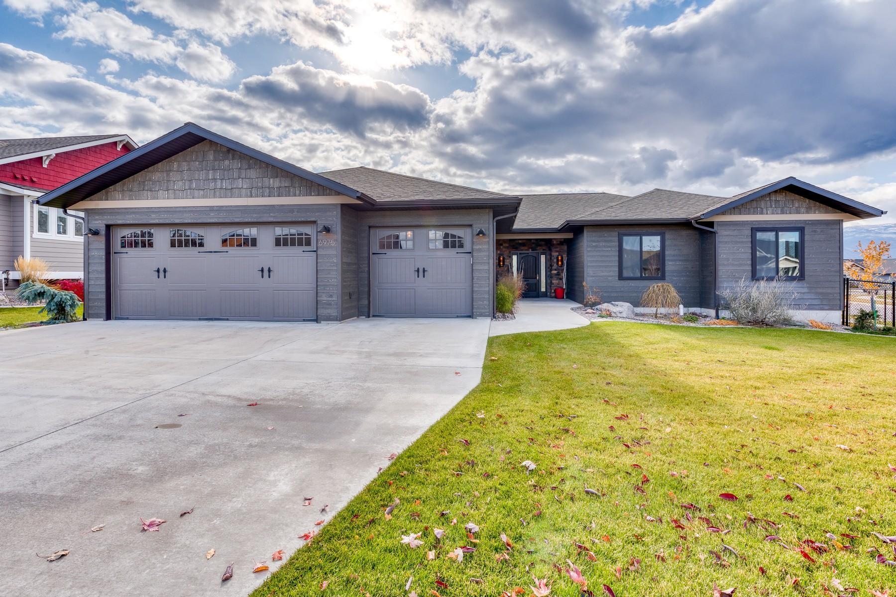 Single Family Homes pour l Vente à Missoula, Montana 59803 États-Unis