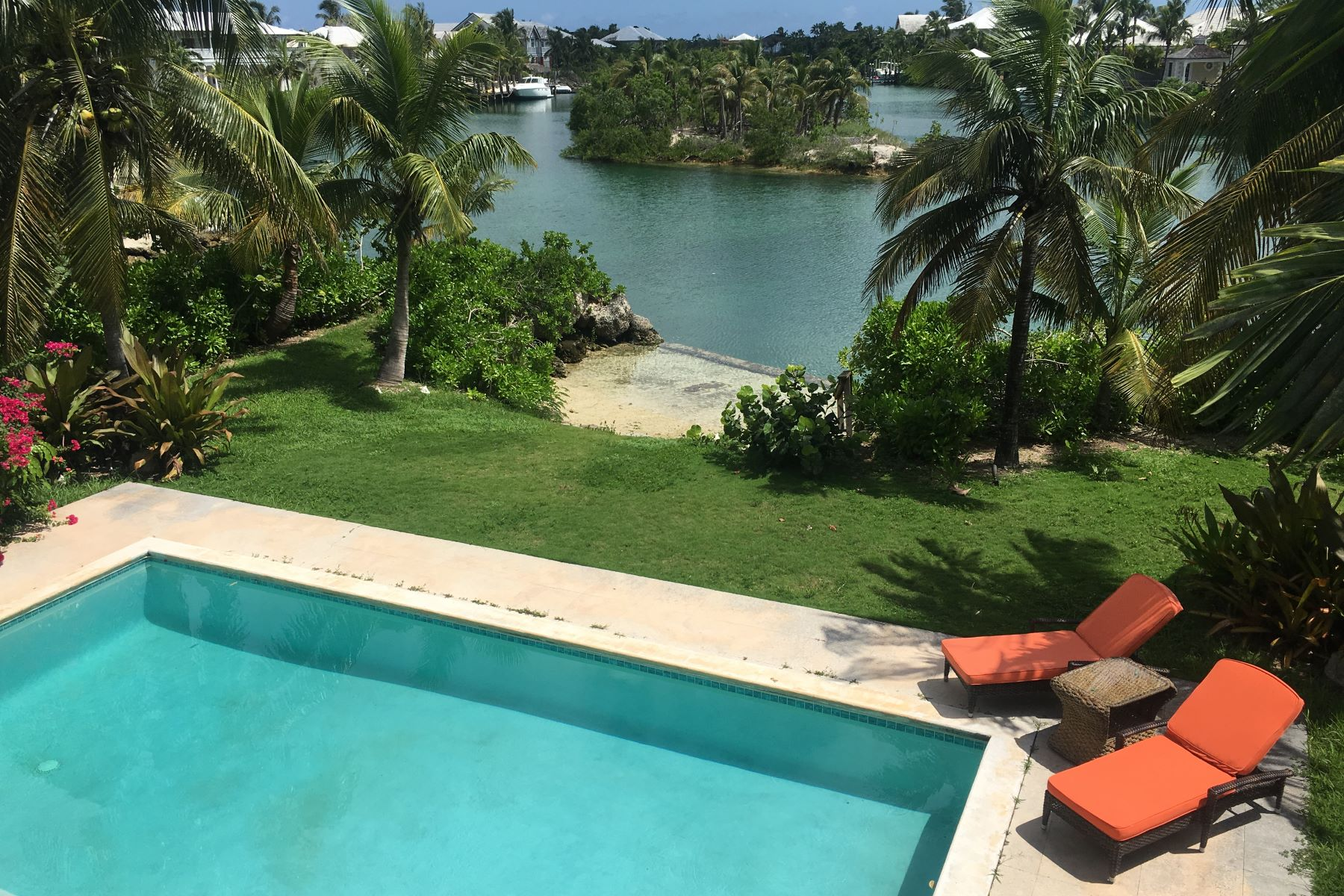 Single Family Home for Rent at Islands at Old Fort Rental Old Fort Bay, Nassau And Paradise Island Bahamas