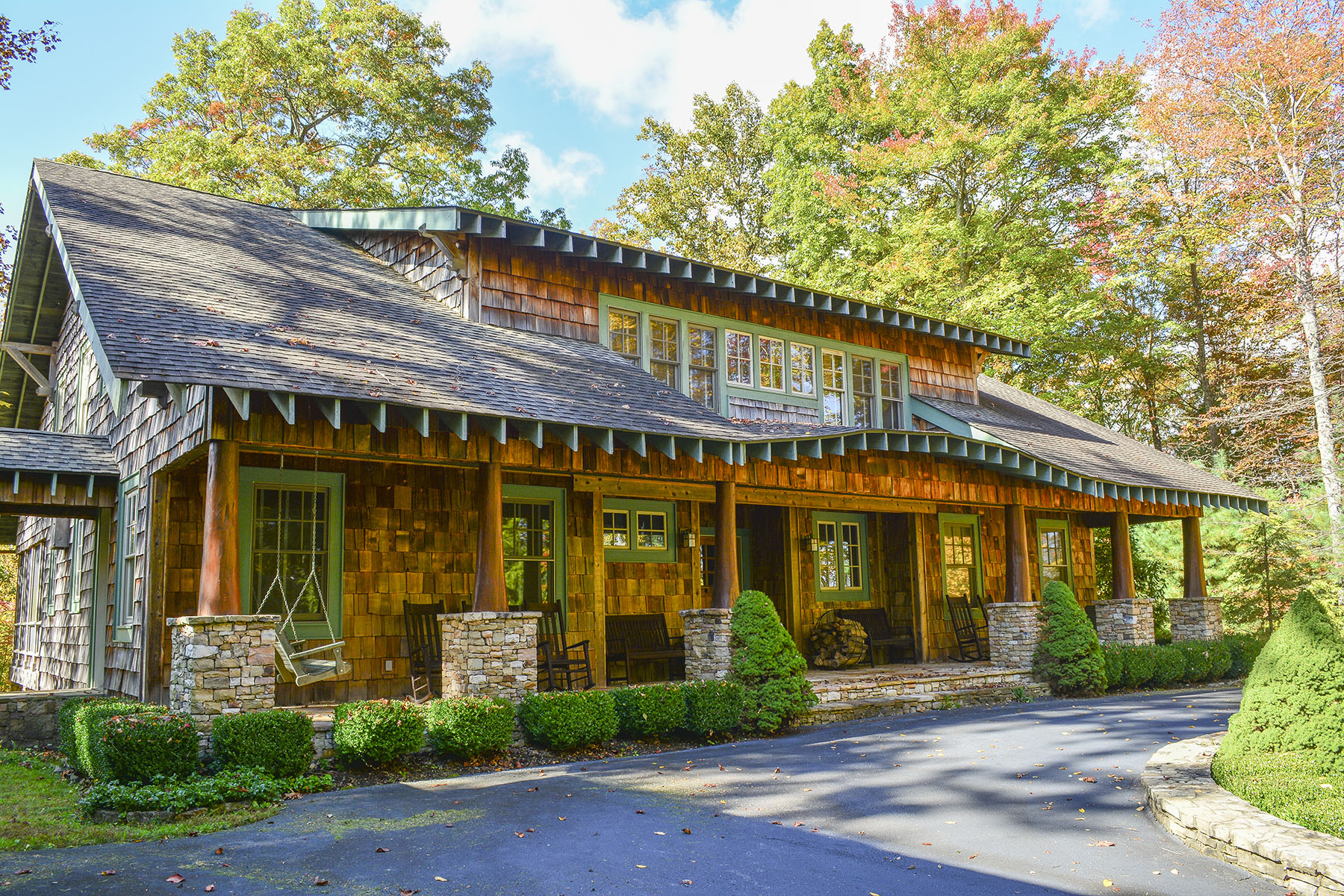 Single Family Homes for Active at BOONE - TWIN RIVERS 257 Tioga Dr Boone, North Carolina 28607 United States