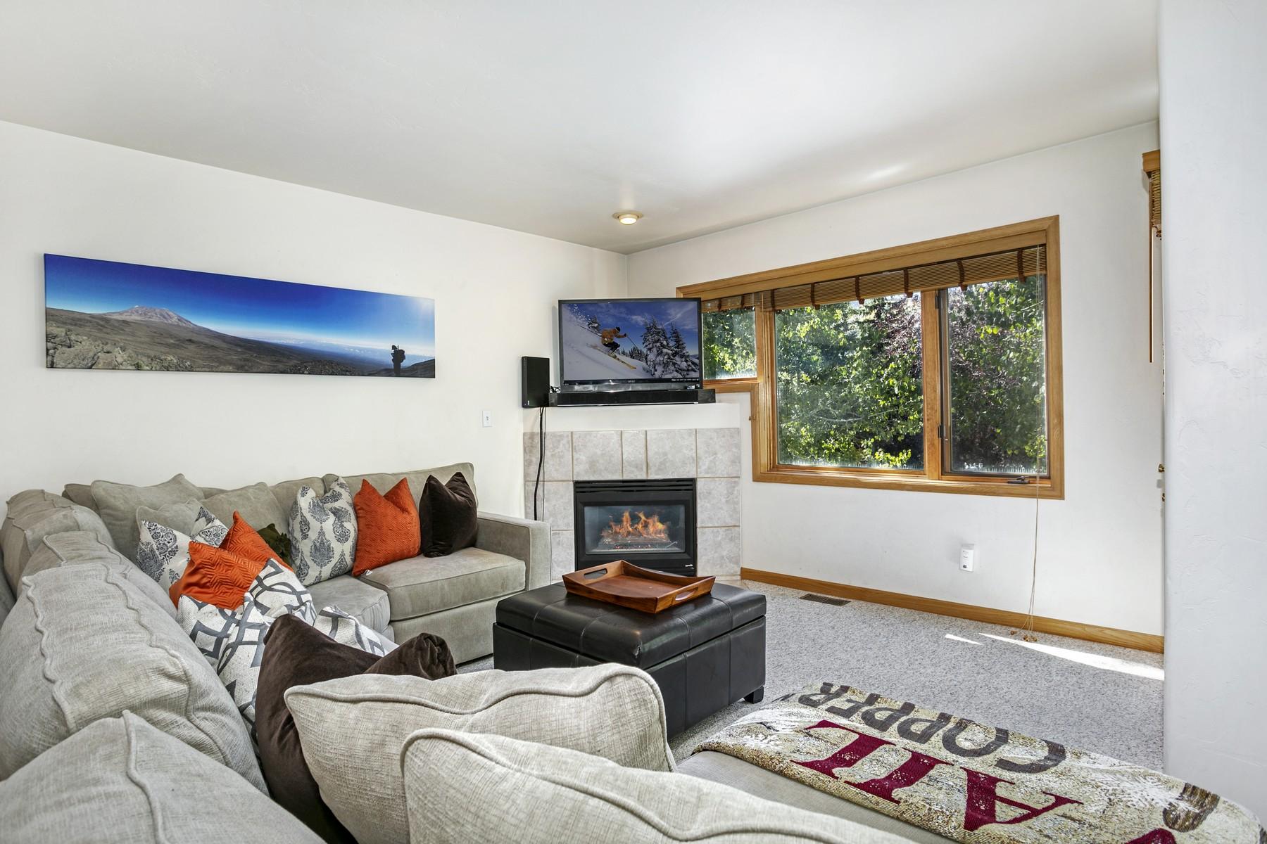 Property por un Venta en Greenbrier Condos C24 217 W Beaver Creek Blvd #C24 Avon, Colorado 81620 Estados Unidos