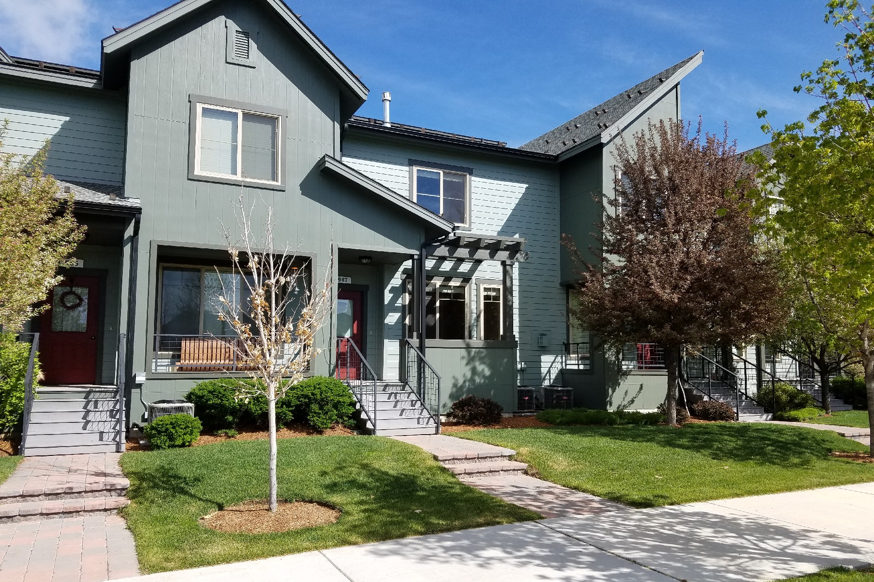 Piso por un Venta en Sweetwater Townhome 907 Countryside Blvd Hailey, Idaho, 83333 Estados Unidos