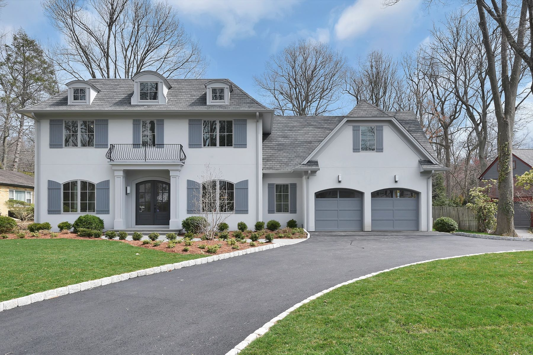 Single Family Home for Sale at Fabulous New Construction 34 Brook Rd., Tenafly, New Jersey 07670 United States