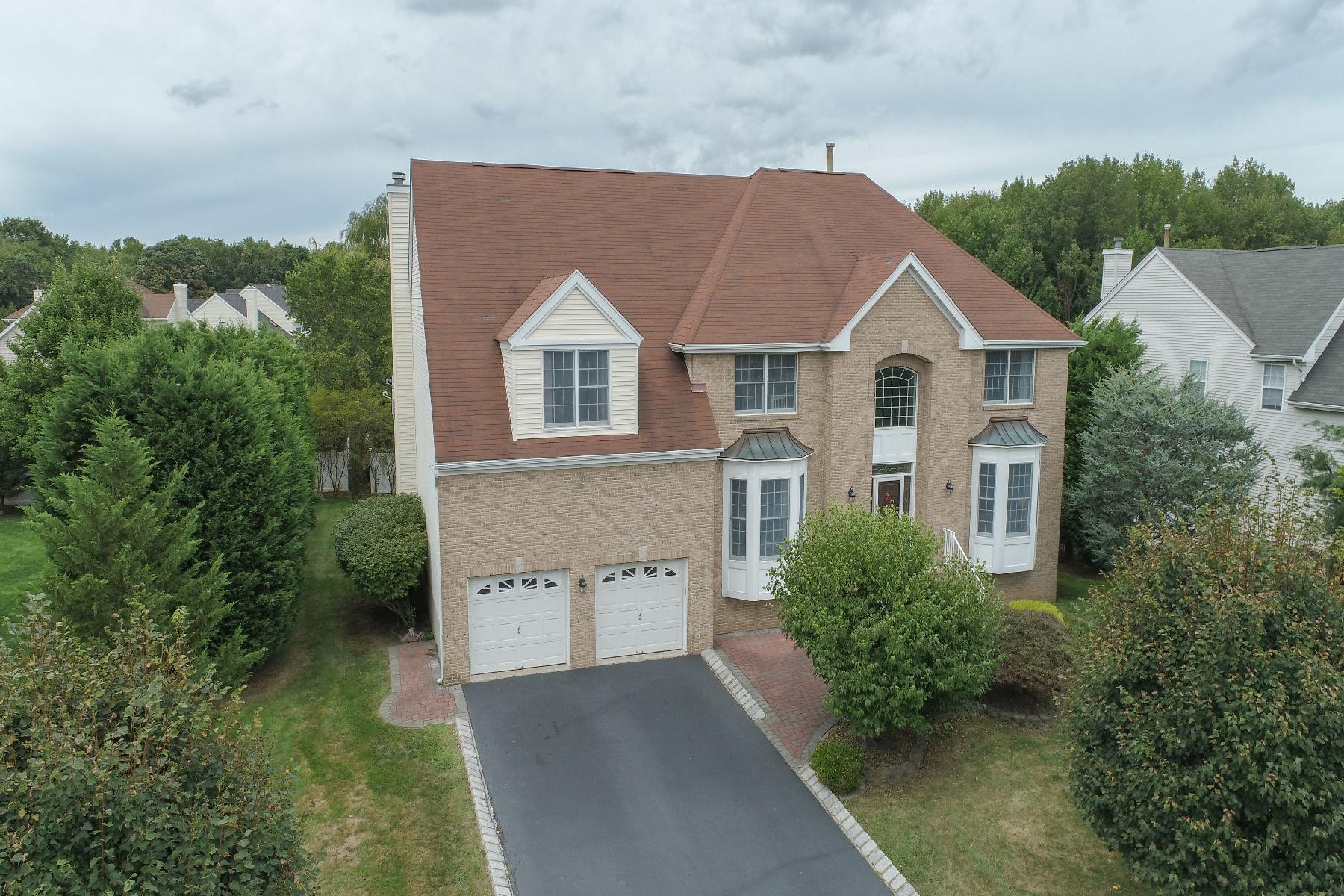 Single Family Homes for Active at 204 Hickory Lane Morganville, New Jersey 07751 United States