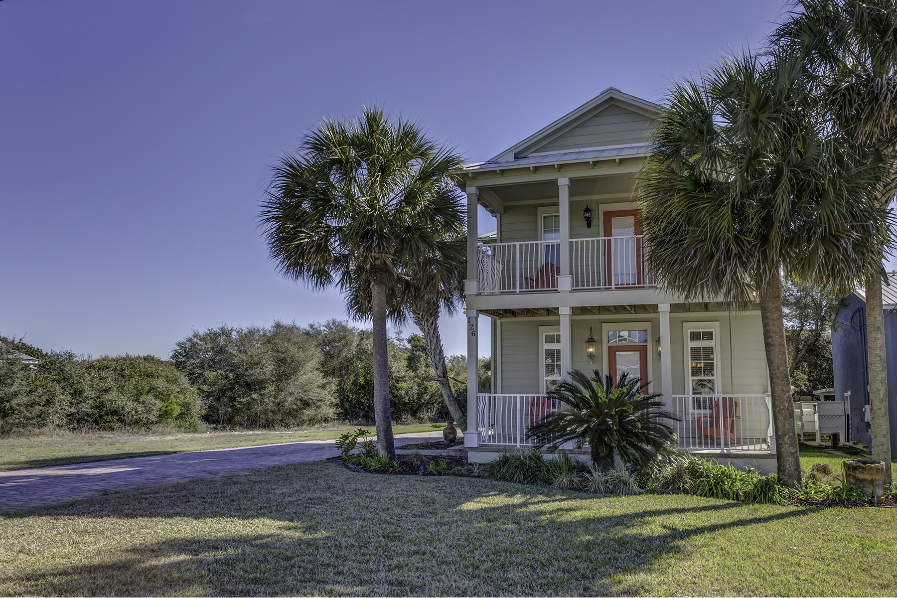 一戸建て のために 売買 アット COLOR YOUR WORLD HAPPY WITH THIS 2-STORY CHARMER 126 3rd Street Sunnyside, Panama City Beach, フロリダ, 32413 アメリカ合衆国