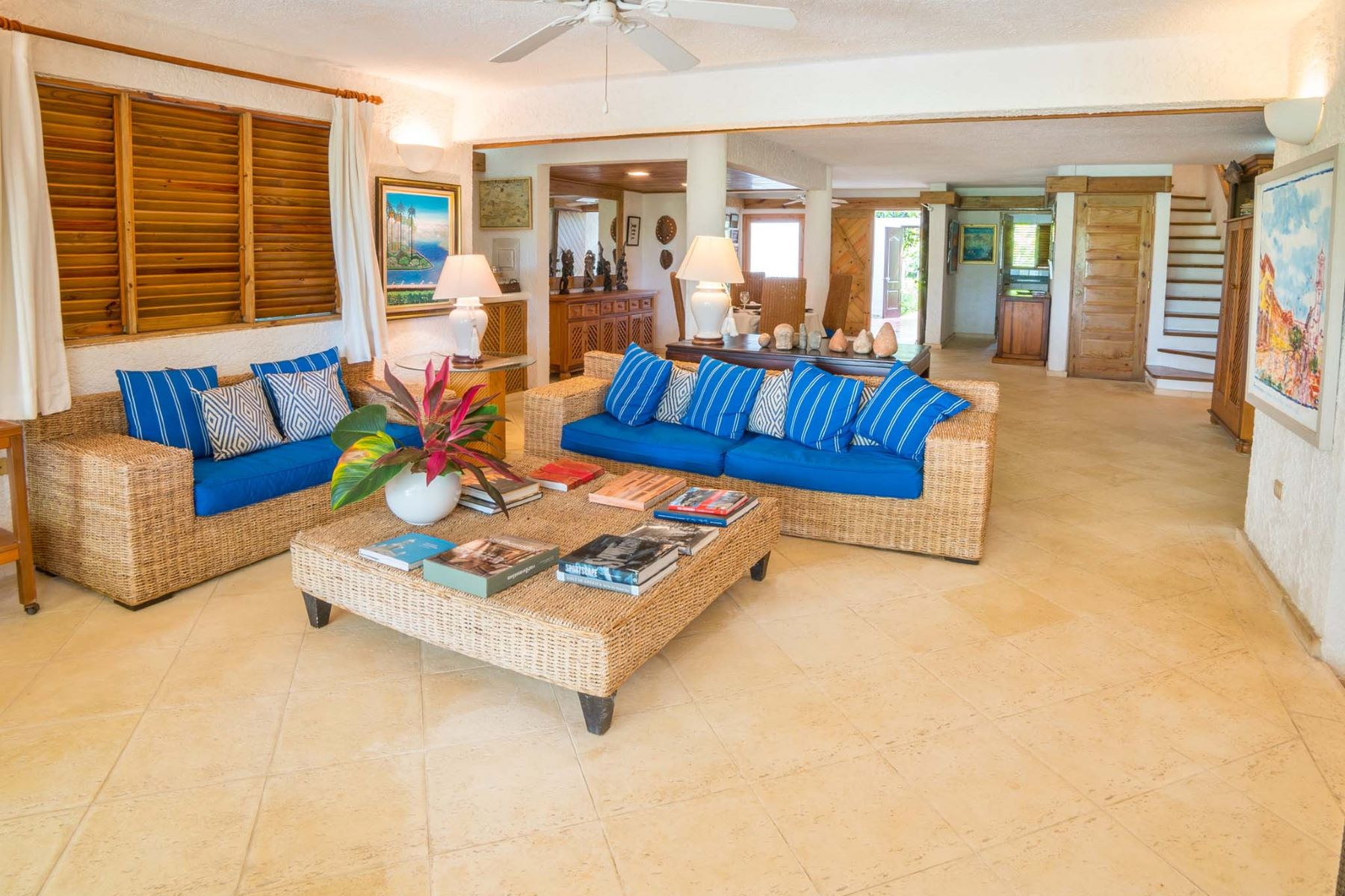 Single Family Home for Sale at Large and Spacious 4-bedroom residence with Vibrant Views Casa De Campo, La Romana Dominican Republic