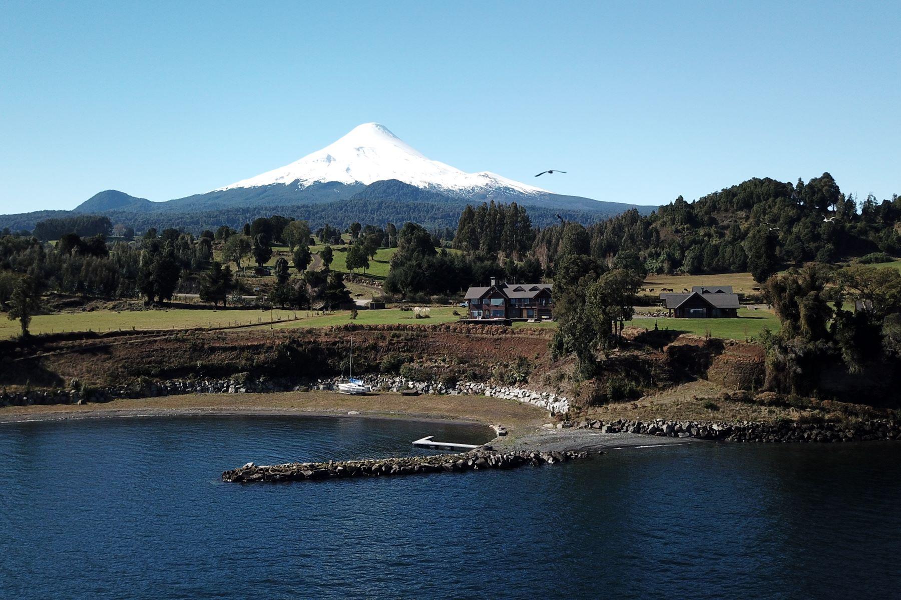 Farm / Ranch / Plantation for Sale at Incredible Lakefront Ranch Llanquihue Puerto Octay, Osorno, Los Lagos Chile