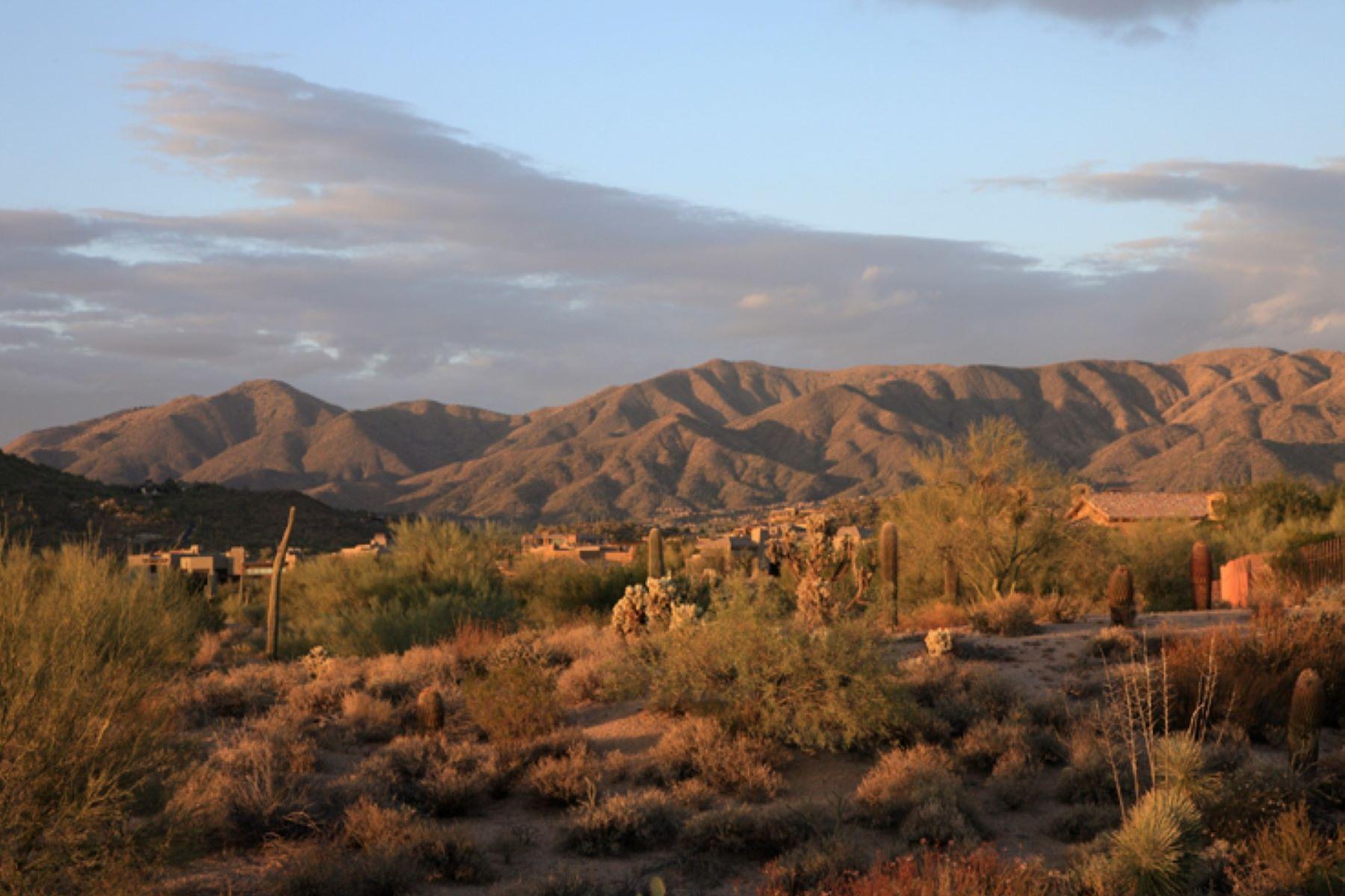 Земля для того Продажа на Great Acre Plus Lot in Desert Mountain 9717 E SUNDANCE TRL 255, Scottsdale, Аризона, 85262 Соединенные Штаты