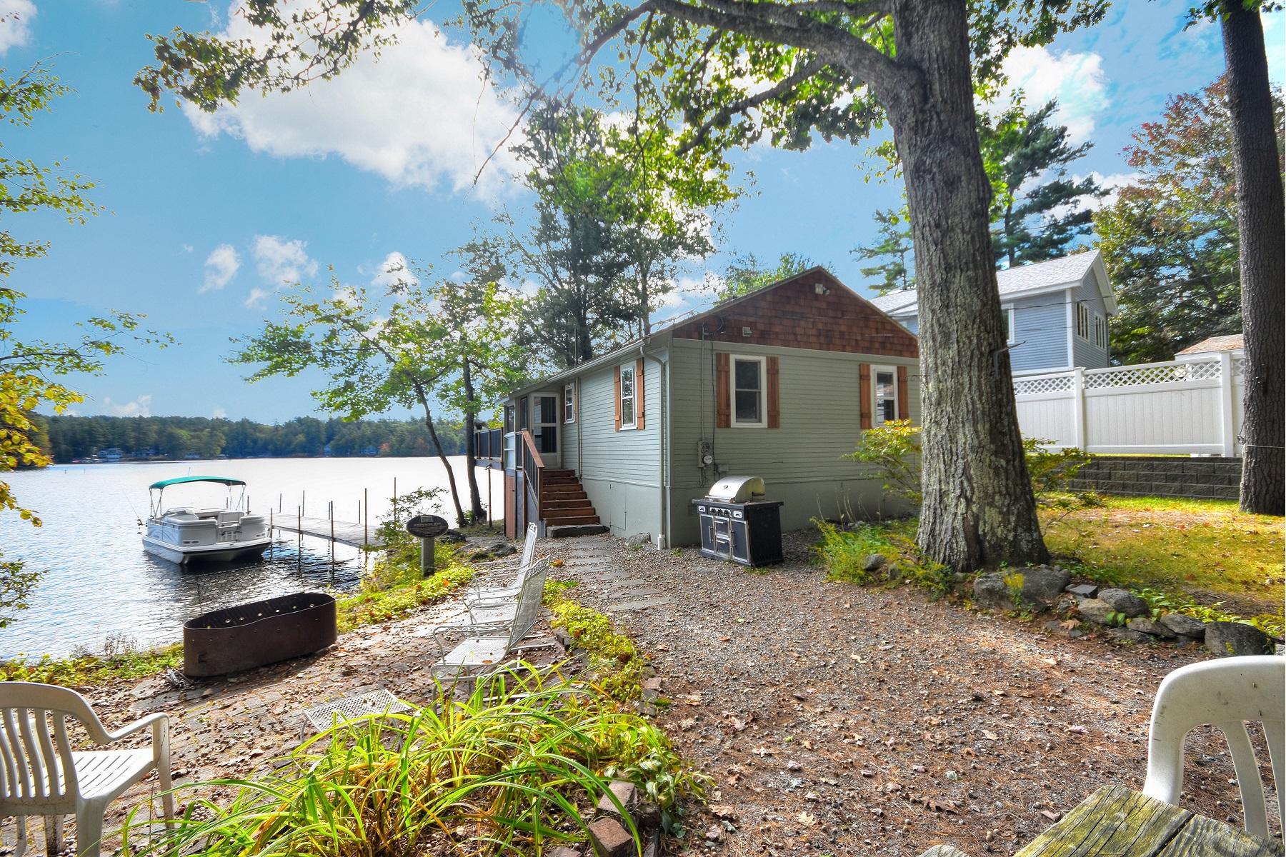Single Family Homes por un Venta en 42 Dale Road, Meredith 42 Dale Rd Meredith, Nueva Hampshire 03253 Estados Unidos