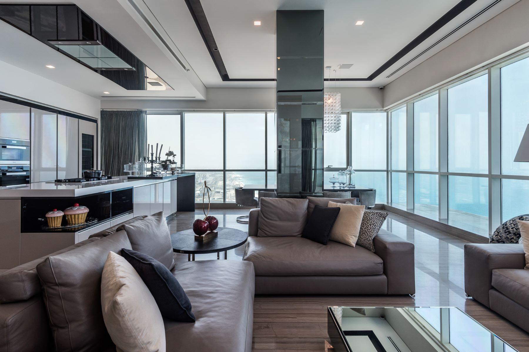 Квартира для того Продажа на JBR Luxury Penthouse Dubai, Дубай Объединенные Арабские Эмираты