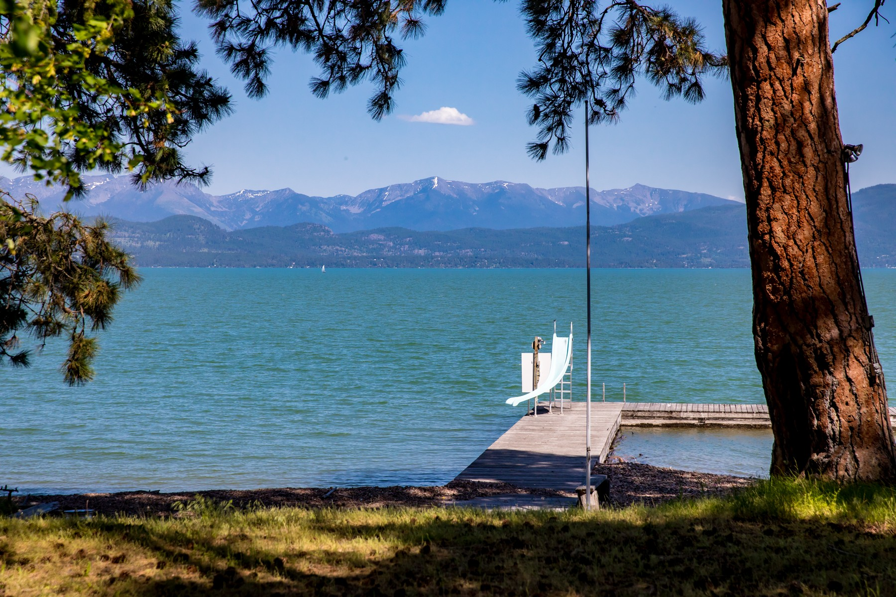 Land for Sale at 705/707 Conrad Point Rd Lakeside, Montana 59922 United States