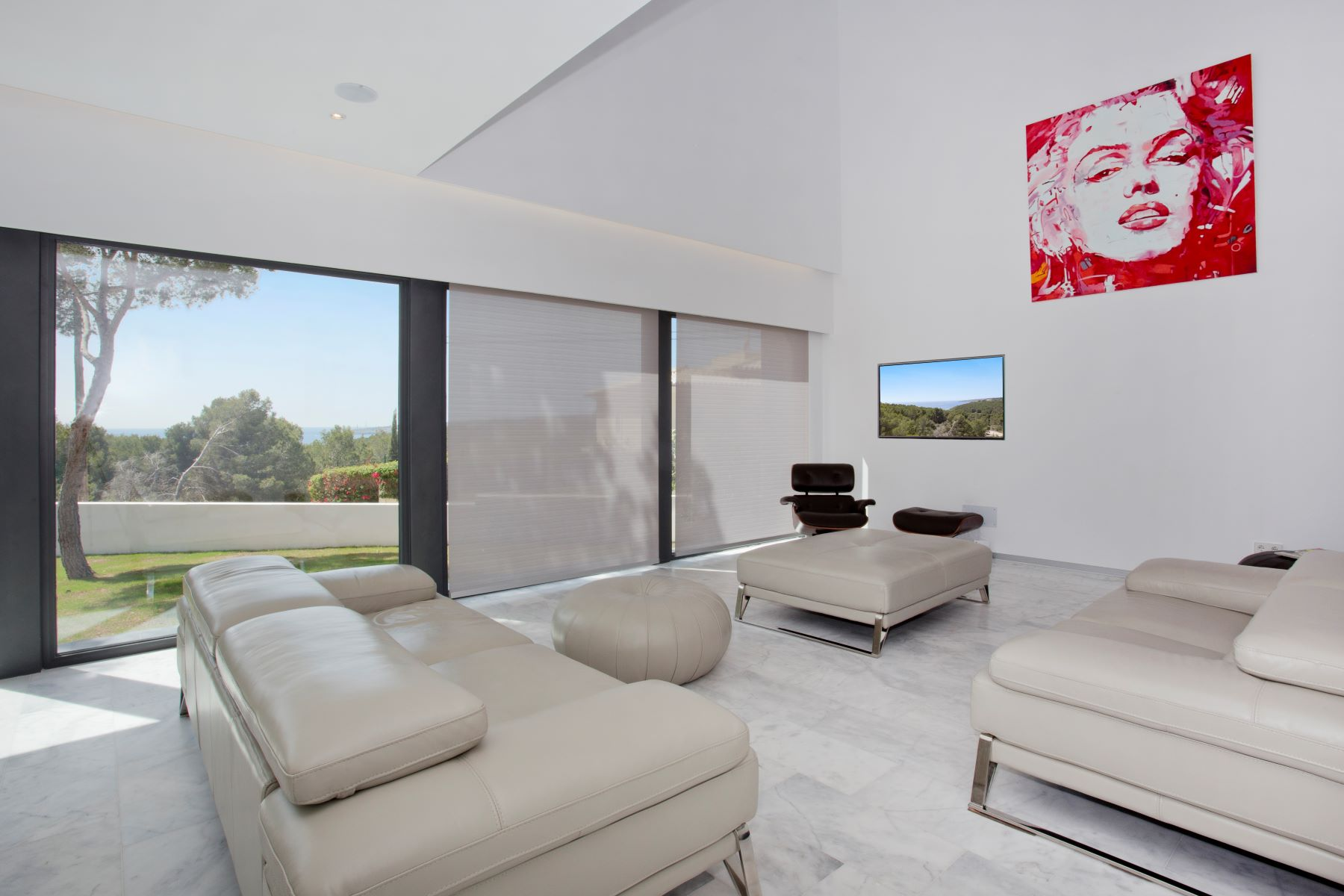 Additional photo for property listing at Villa with view in Sol de Mallorca  Calvia, Balearic Islands 07181 Spain