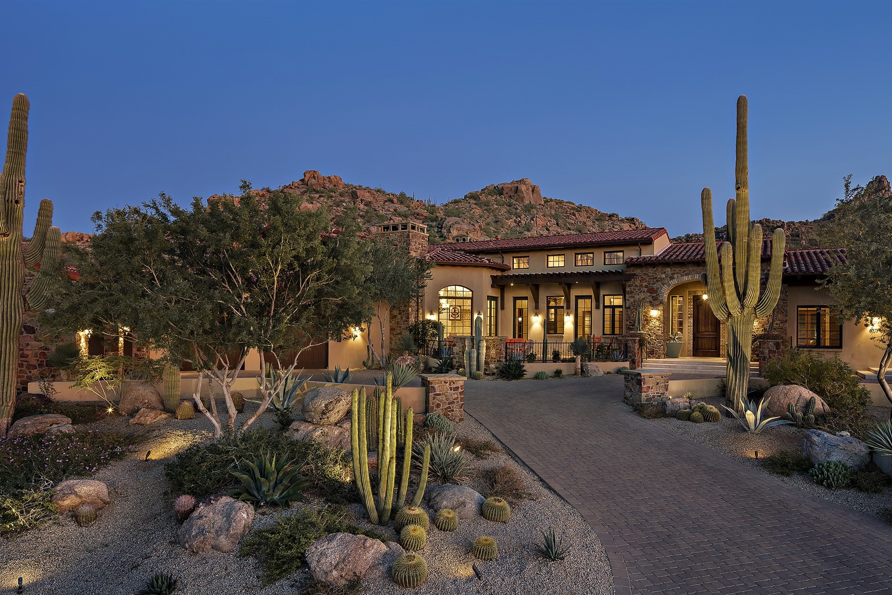 獨棟家庭住宅 為 出售 在 Stunning Estancia home with amazing views 27473 N 97th Pl, Scottsdale, 亞利桑那州, 85262 美國