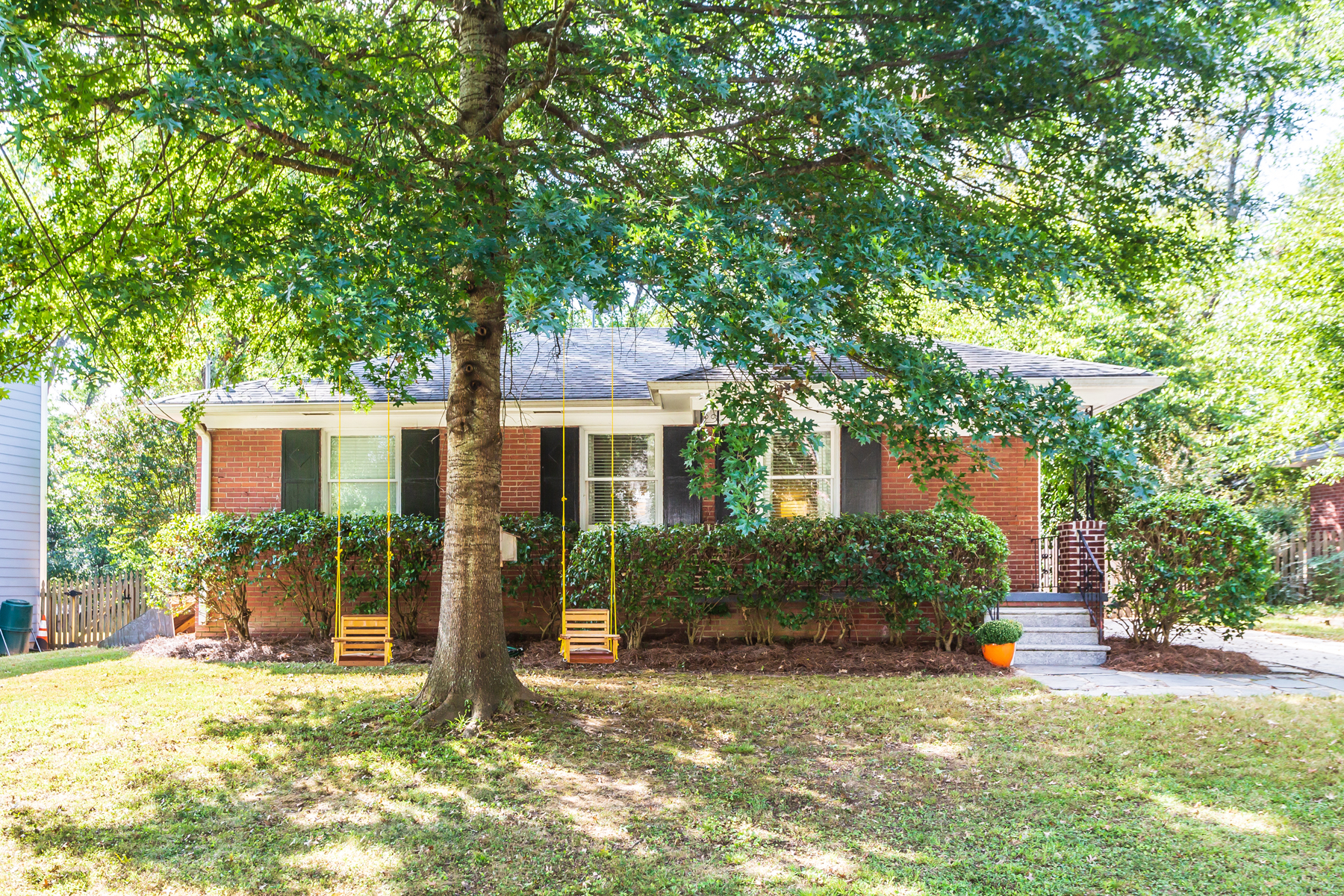 Single Family Home for Sale at Attractive Brookhaven Bungalow 1591 Fearn Circle NE Brookhaven, Georgia 30319 United States
