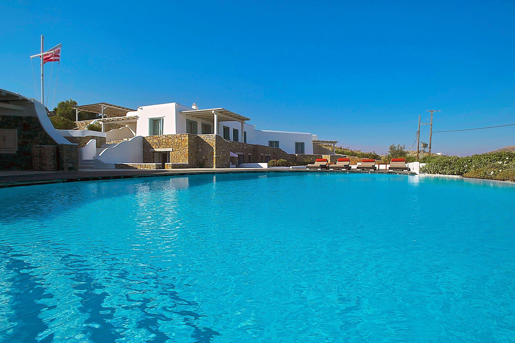 Moradia para Venda às Italian Flair Kalafatis Italian Flair Mykonos, Sul Do Mar Egeu, 84600 Grécia