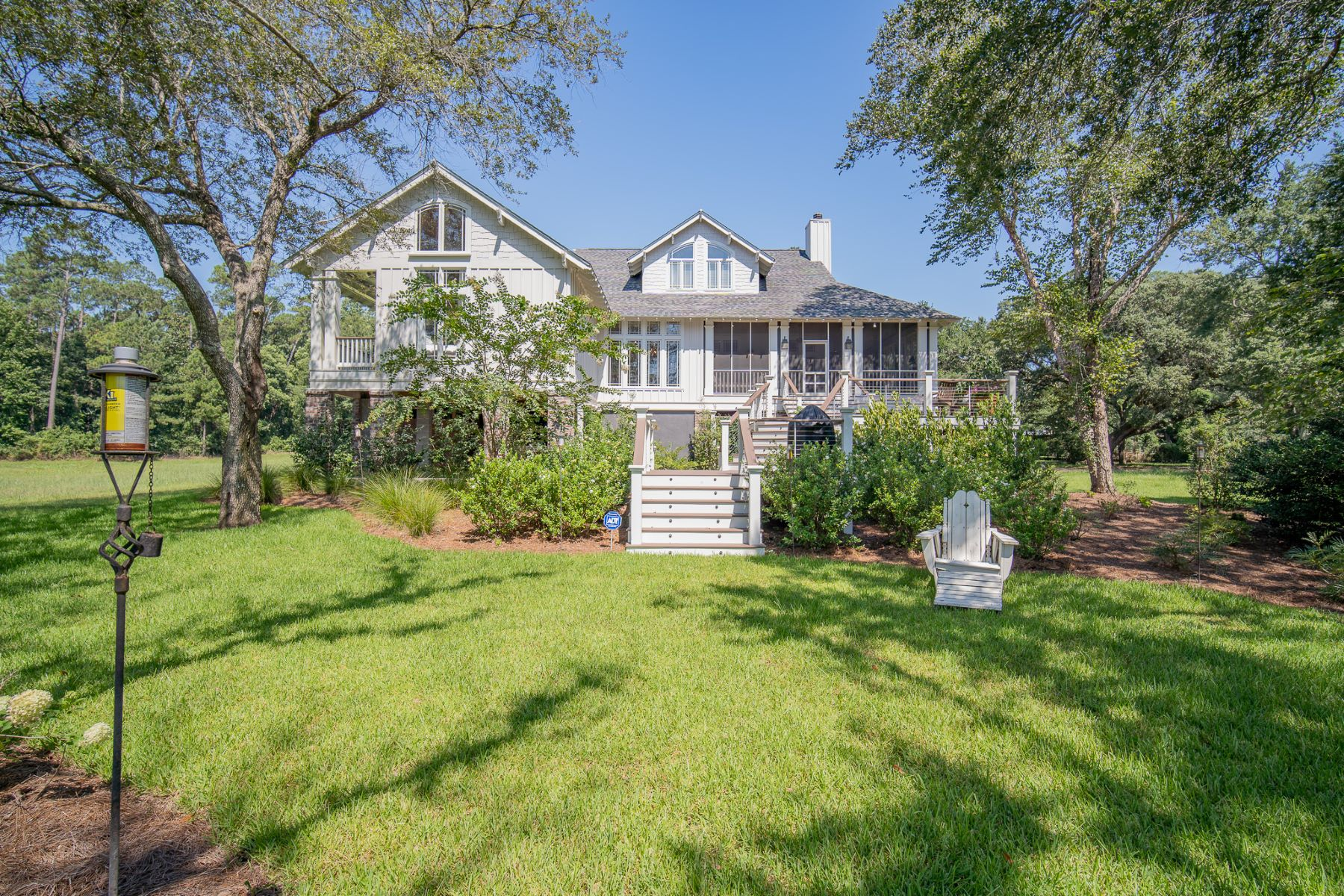 Single Family Homes for Active at 16950 River Drive (Fish River) 16950 River Drive Fairhope, Alabama 36532 United States