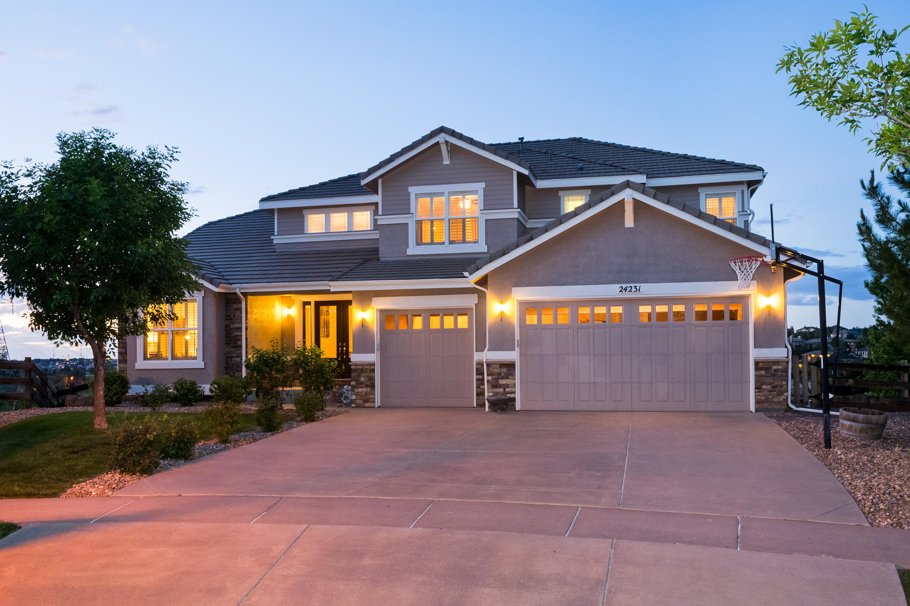 Single Family Homes for Sale at Tallyns Reach 24231 E Moraine Place Aurora, Colorado 80016 United States