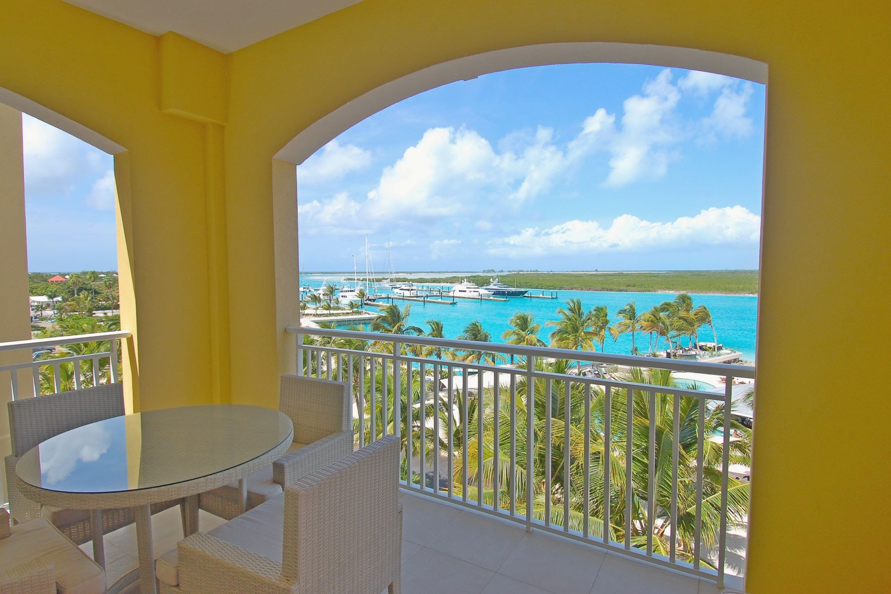 Condominium for Sale at Blue Haven Resort ~ Suite 413.414 Leeward Marina Resort, Leeward, Providenciales Turks And Caicos Islands