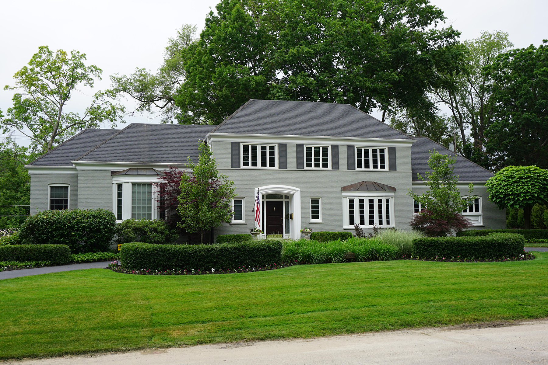 Vivienda unifamiliar por un Venta en Bloomfield 1001 W Glengarry Circle Bloomfield, Michigan, 48301 Estados Unidos