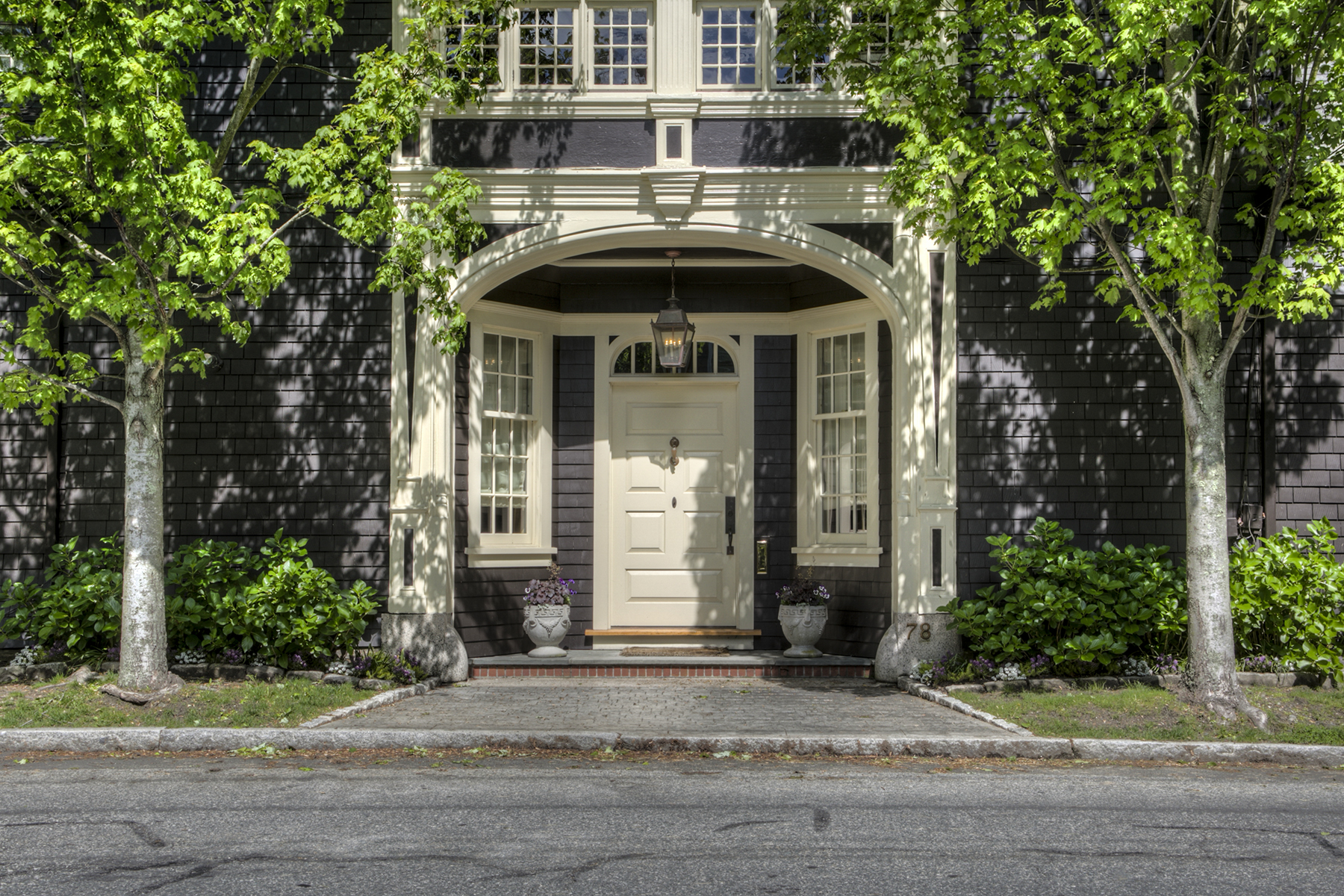 Condominium for Sale at Chetwode Carriage House 78 Coggeshall Avenue Units 2, 3, 4 Newport, Rhode Island 02840 United States