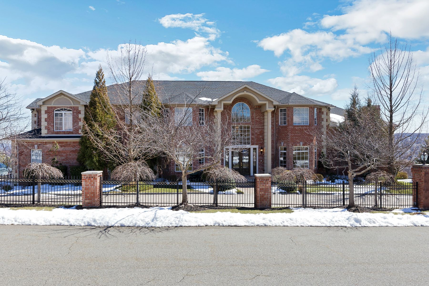 Single Family Home for Sale at Breathtaking Views! 26 Mountainview Court Totowa, 07512 United States