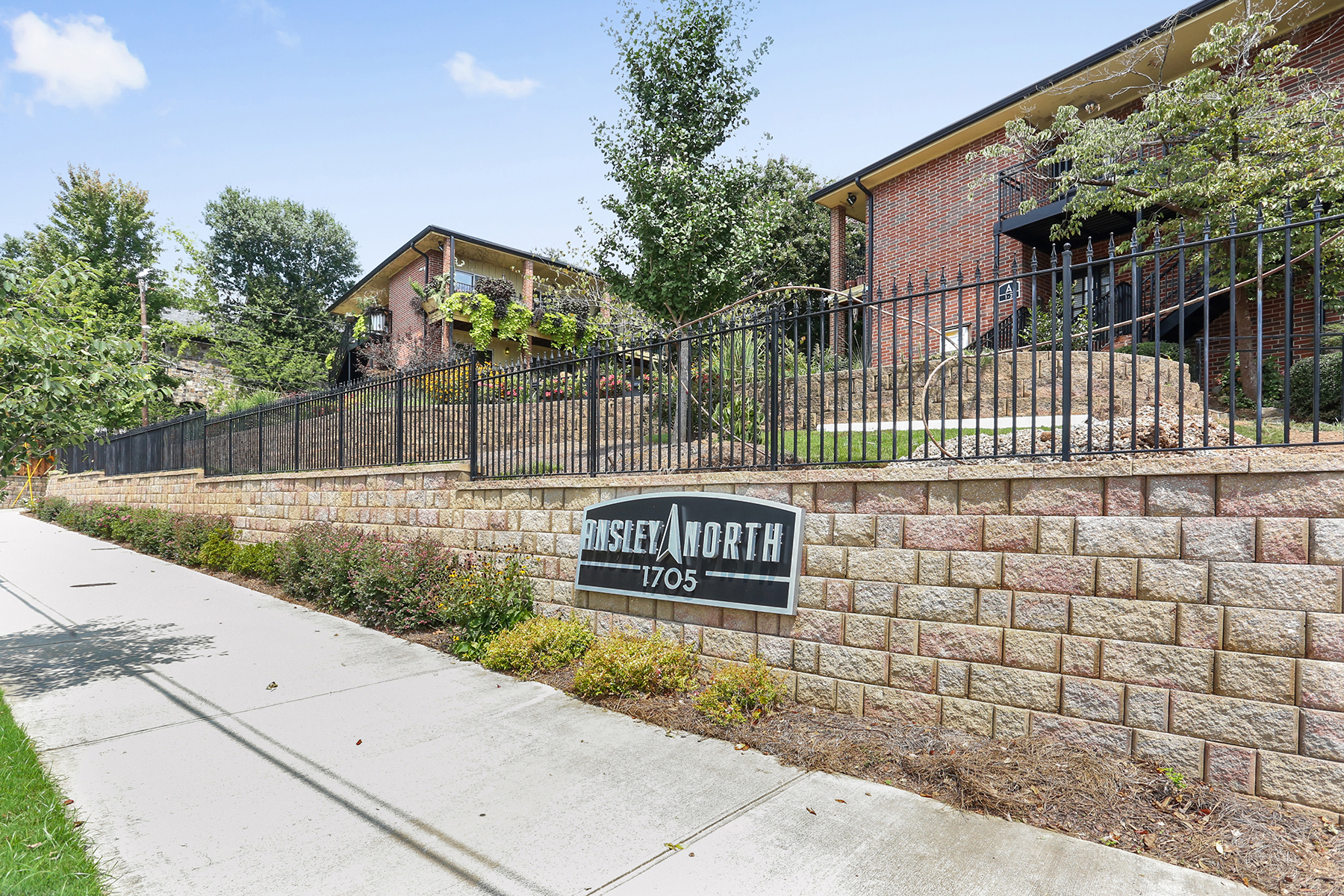 Condominium for Sale at Top Floor, Two bedroom. One bathroom Co-Op Unit in Morngside/Ansley Park Area 1705 Monroe Dr A10 Atlanta, Georgia 30324 United States