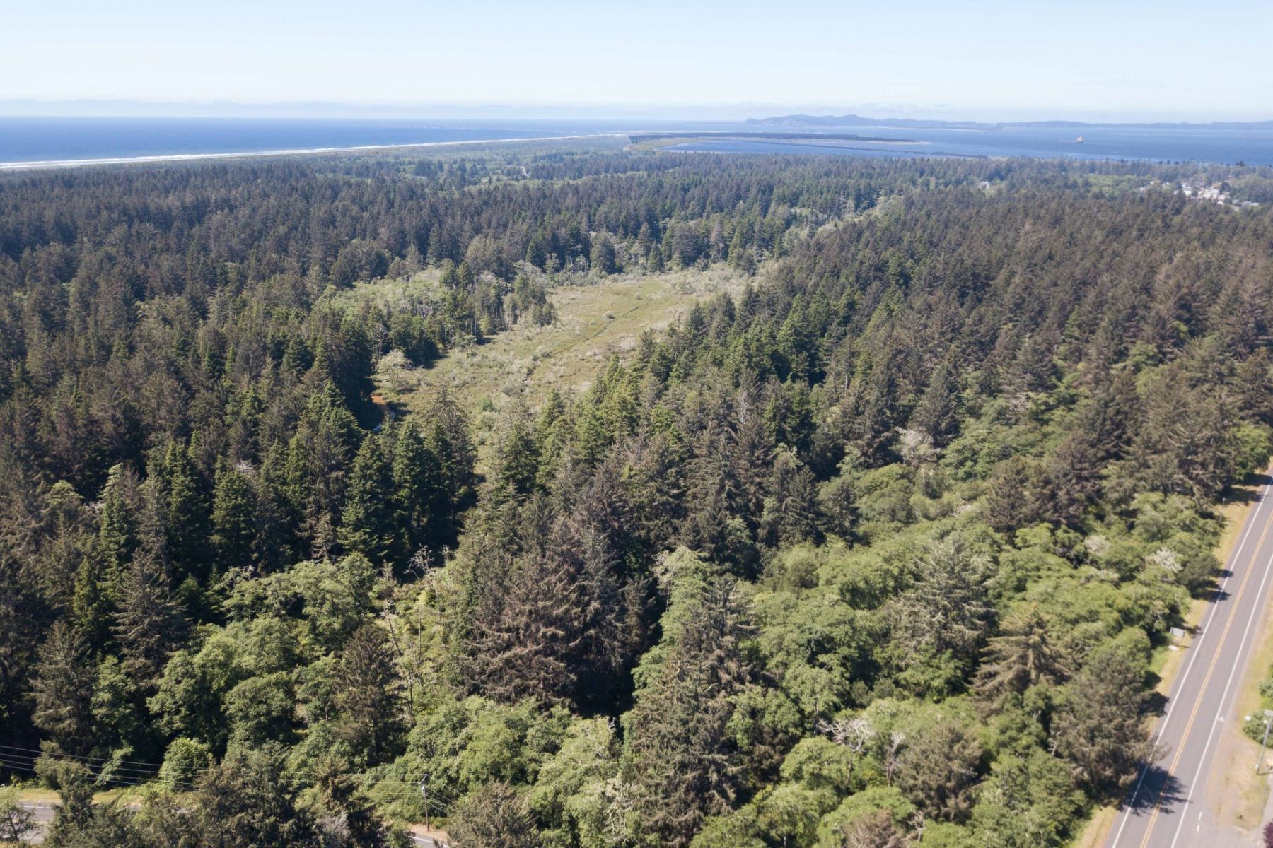 Land for Active at 270 Acres Off the Coast of Oregon Fort Pointe Dev. NW Ridge Road Warrenton, Oregon 97146 United States