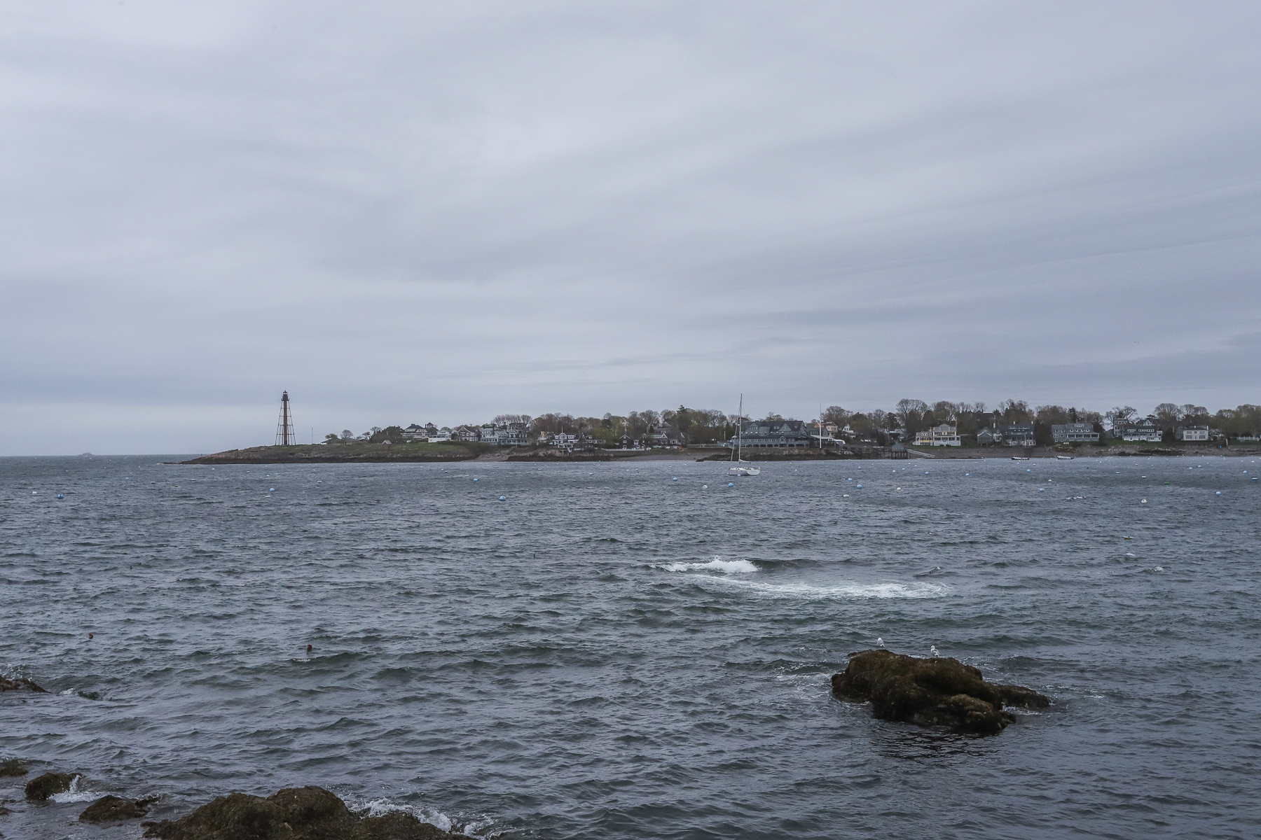 Condominium for Active at Direct Harbor front views 147 Front Street Unit #2 Marblehead, Massachusetts 01945 United States