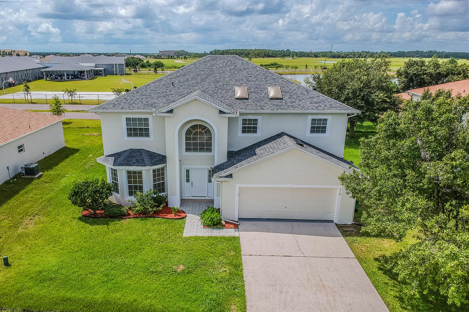 一戸建て のために 売買 アット KISSIMMEE-ORLANDO 210 Genoa Ct Kissimmee, フロリダ 34758 アメリカ合衆国