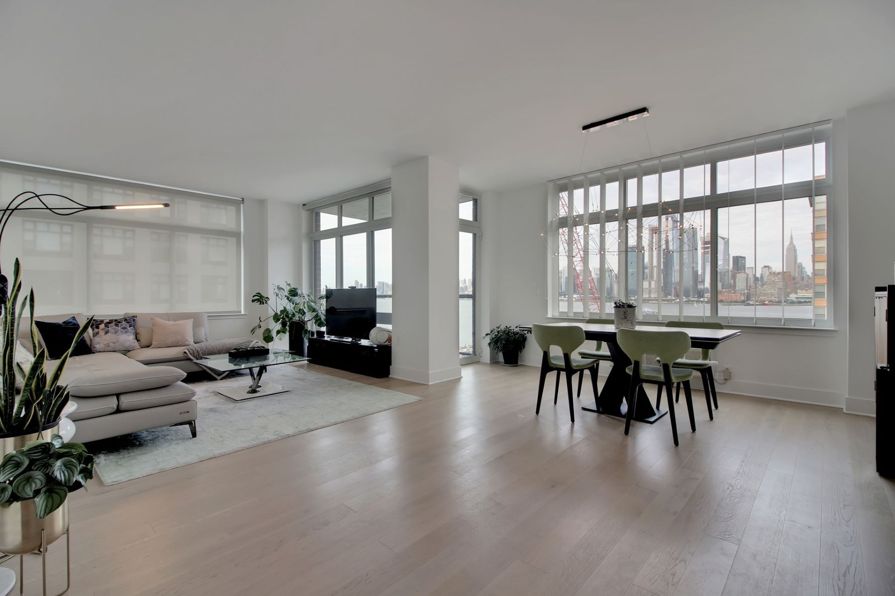 Apartment for Rent at Welcome to Hoboken's newest luxury waterfront community at 1400 Hudson 1400 Hudson Street #822, Hoboken, New Jersey 07030 United States