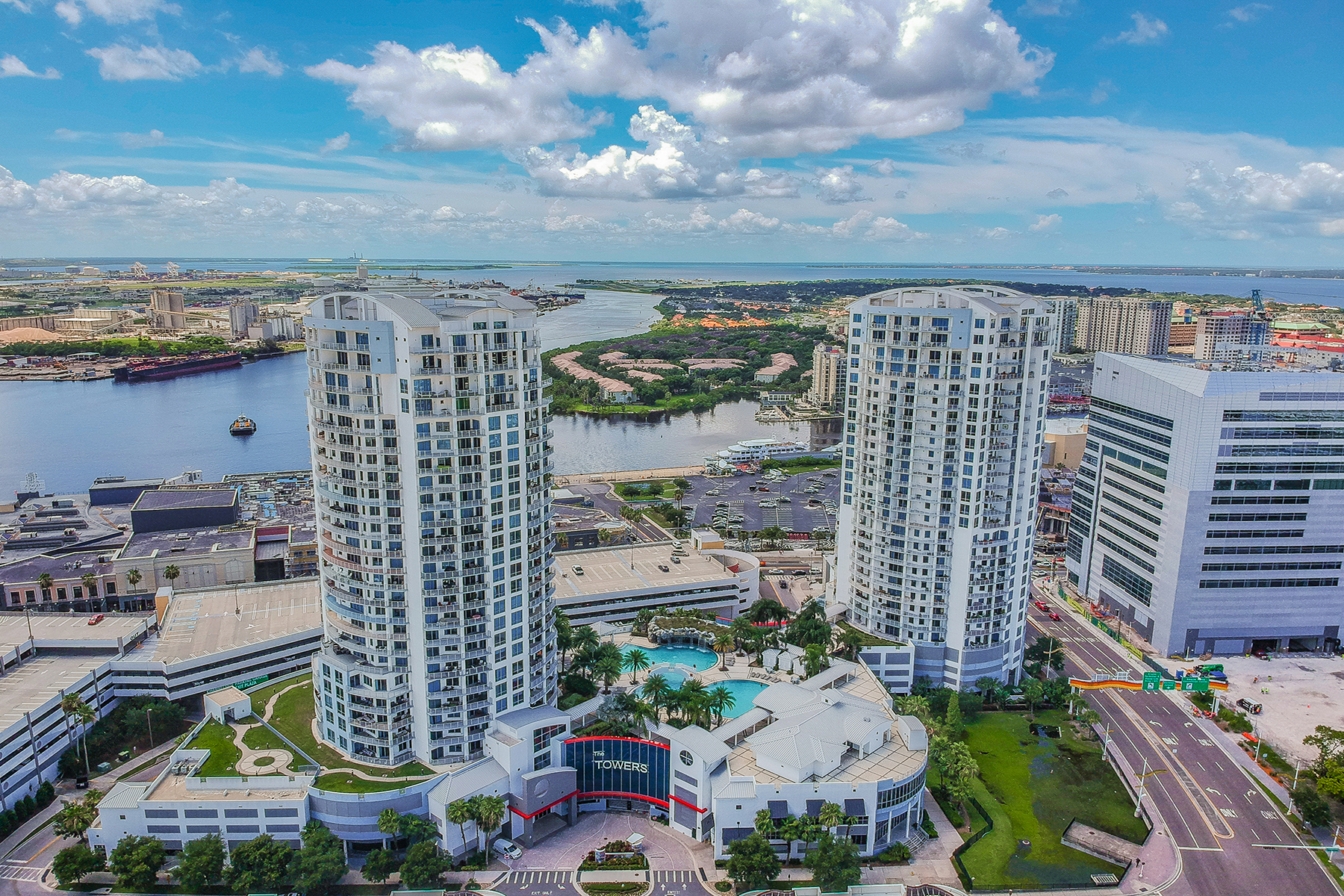 Condominiums por un Venta en CHANNELSIDE 449 S 12th St , 2202, Tampa, Florida 33602 Estados Unidos