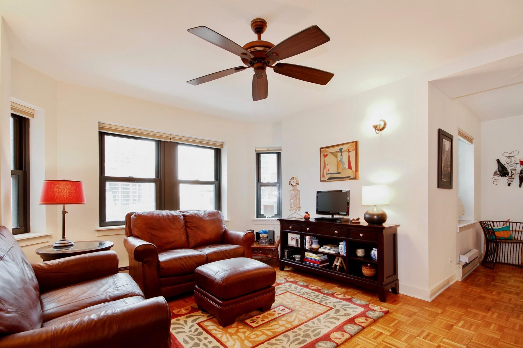 Nhà chung cư vì Bán tại Gold Coast Apartment 1400 N Lake Shore Drive Unit 8O Near North Side, Chicago, Illinois, 60610 Hoa Kỳ