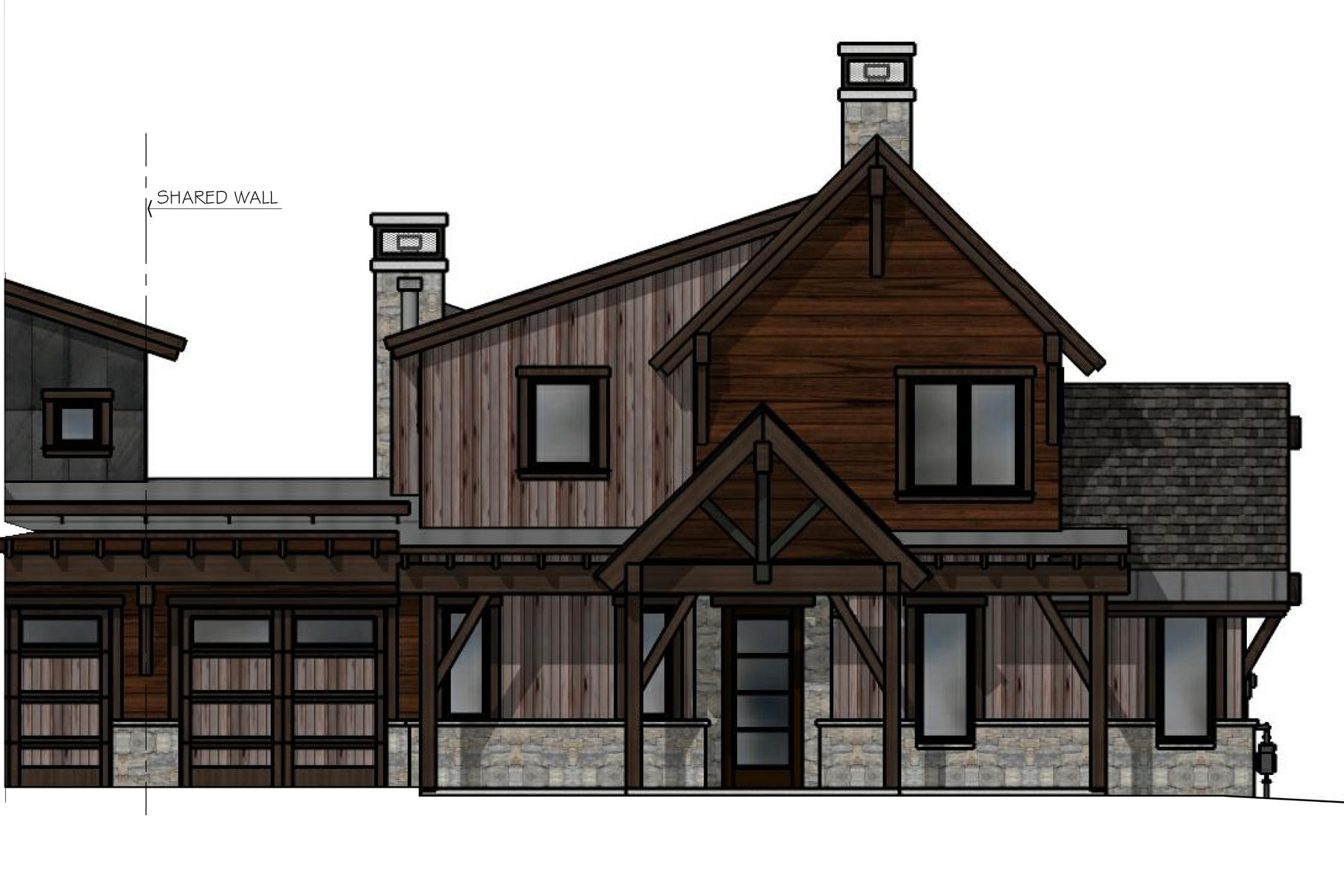 Duplex for Active at Waters at Silver Trout 567 Fly Line Drive Lot 15 Silverthorne, Colorado 80497 United States