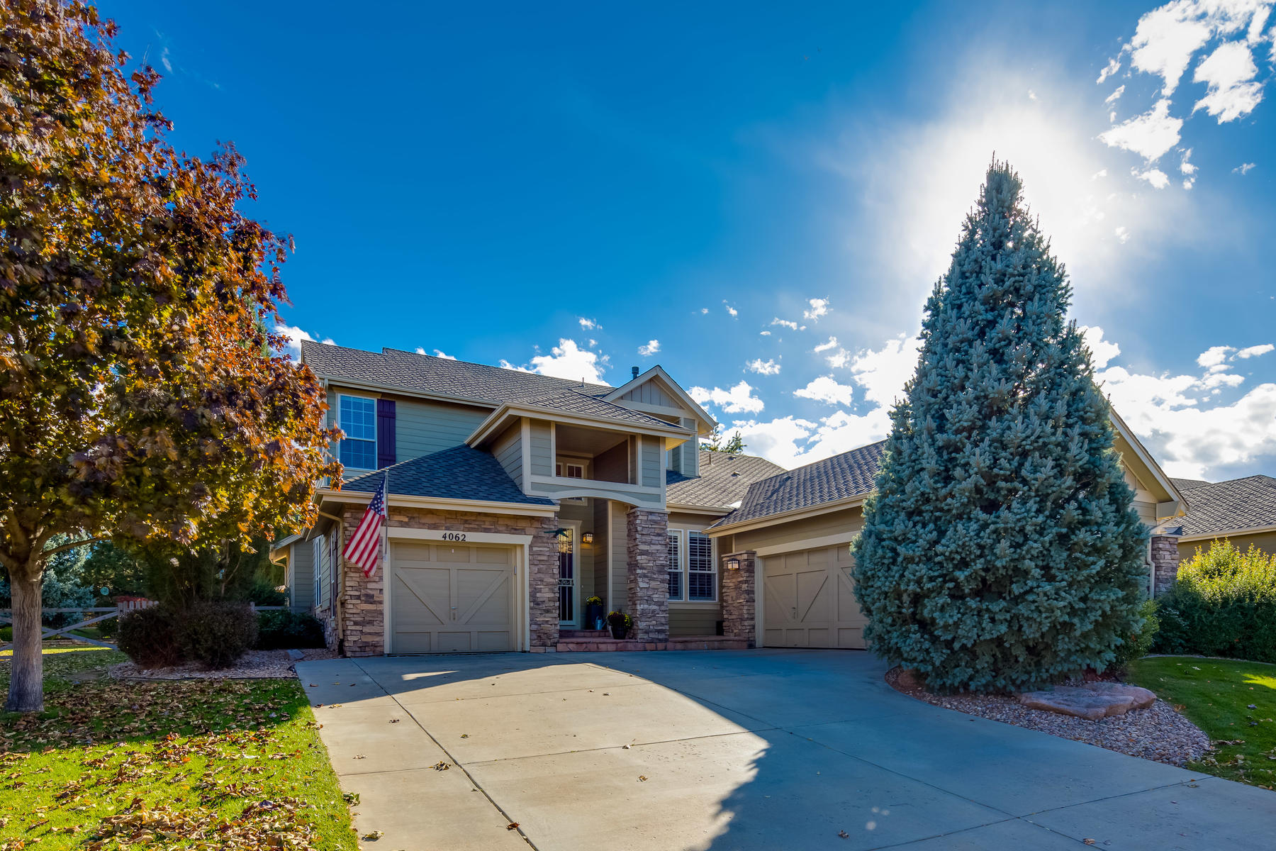 Single Family Home for Active at Legacy Ridge West Home on a Large Professionally Landscaped Corner Lot 4062 W 105th Way Westminster, Colorado 80031 United States